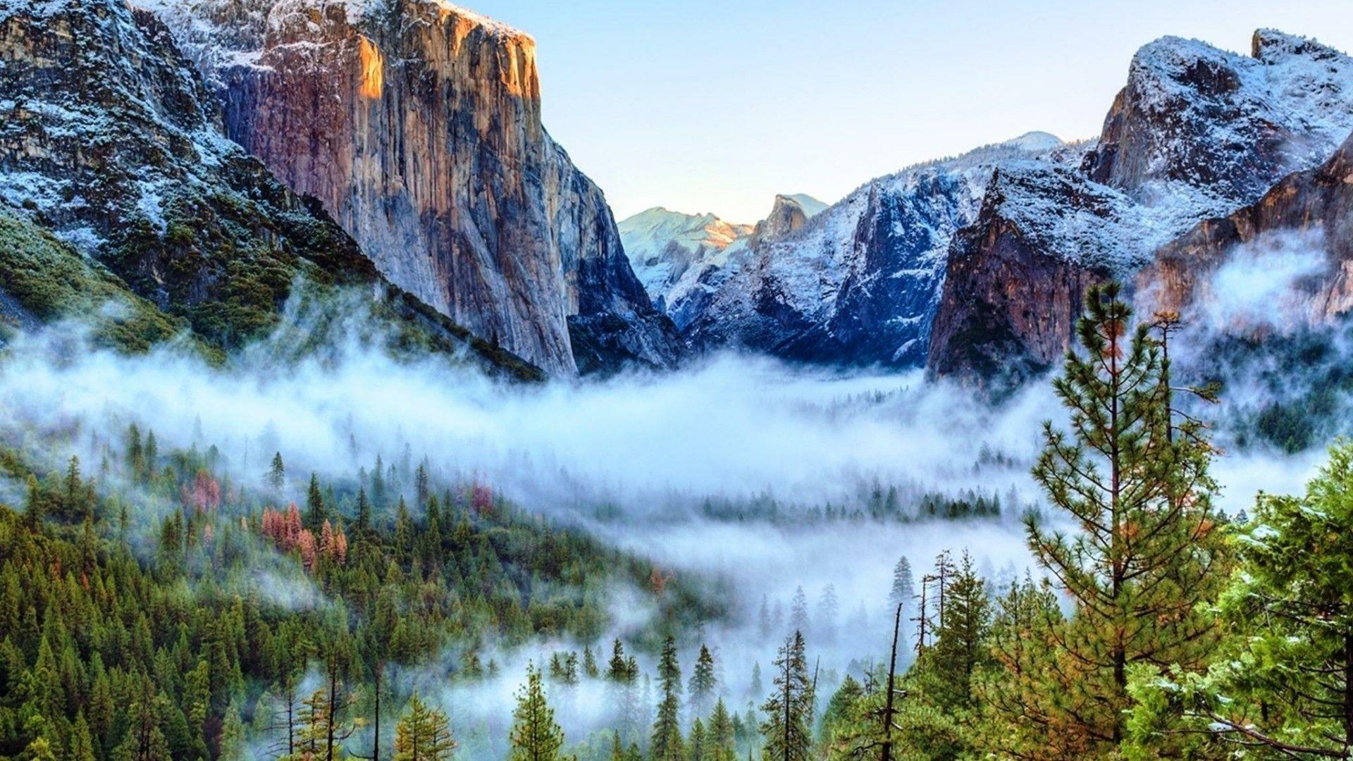 Yosemite Wallpapers Top Free Yosemite Backgrounds