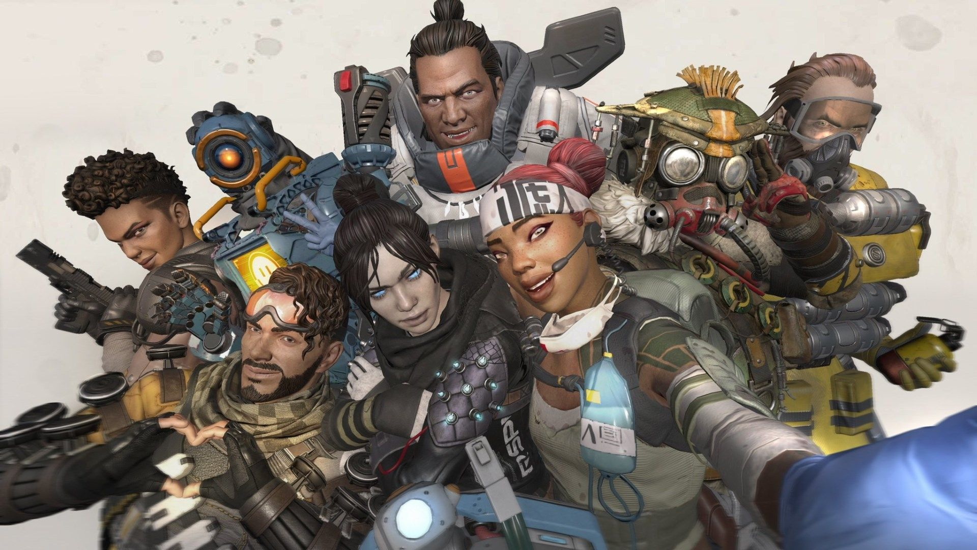 Apex Legends Wallpapers Top Free Apex Legends Backgrounds