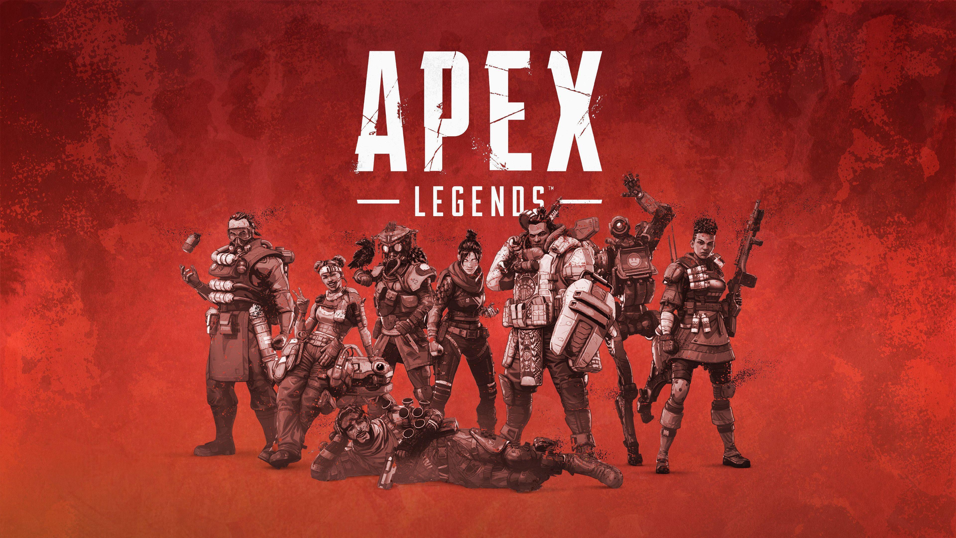Apex Legends Wallpapers Top Free Apex Legends Backgrounds