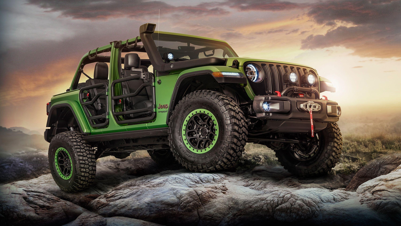 Jeep Background
