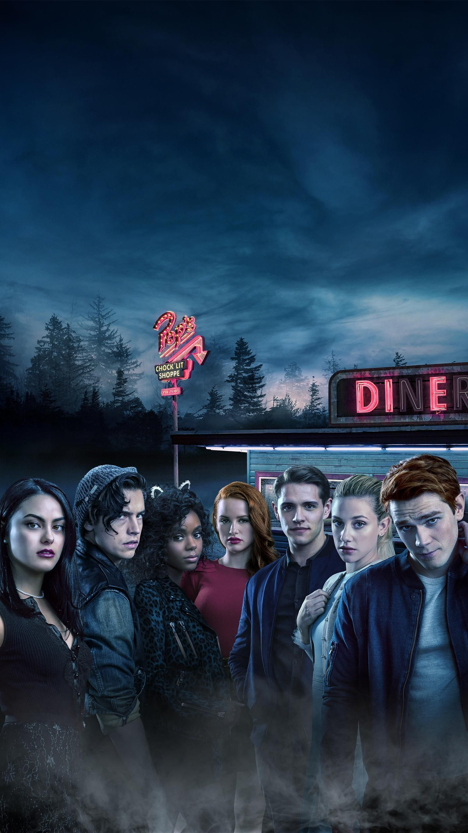 Riverdale Wallpapers Top Free Riverdale Backgrounds Wallpaperaccess