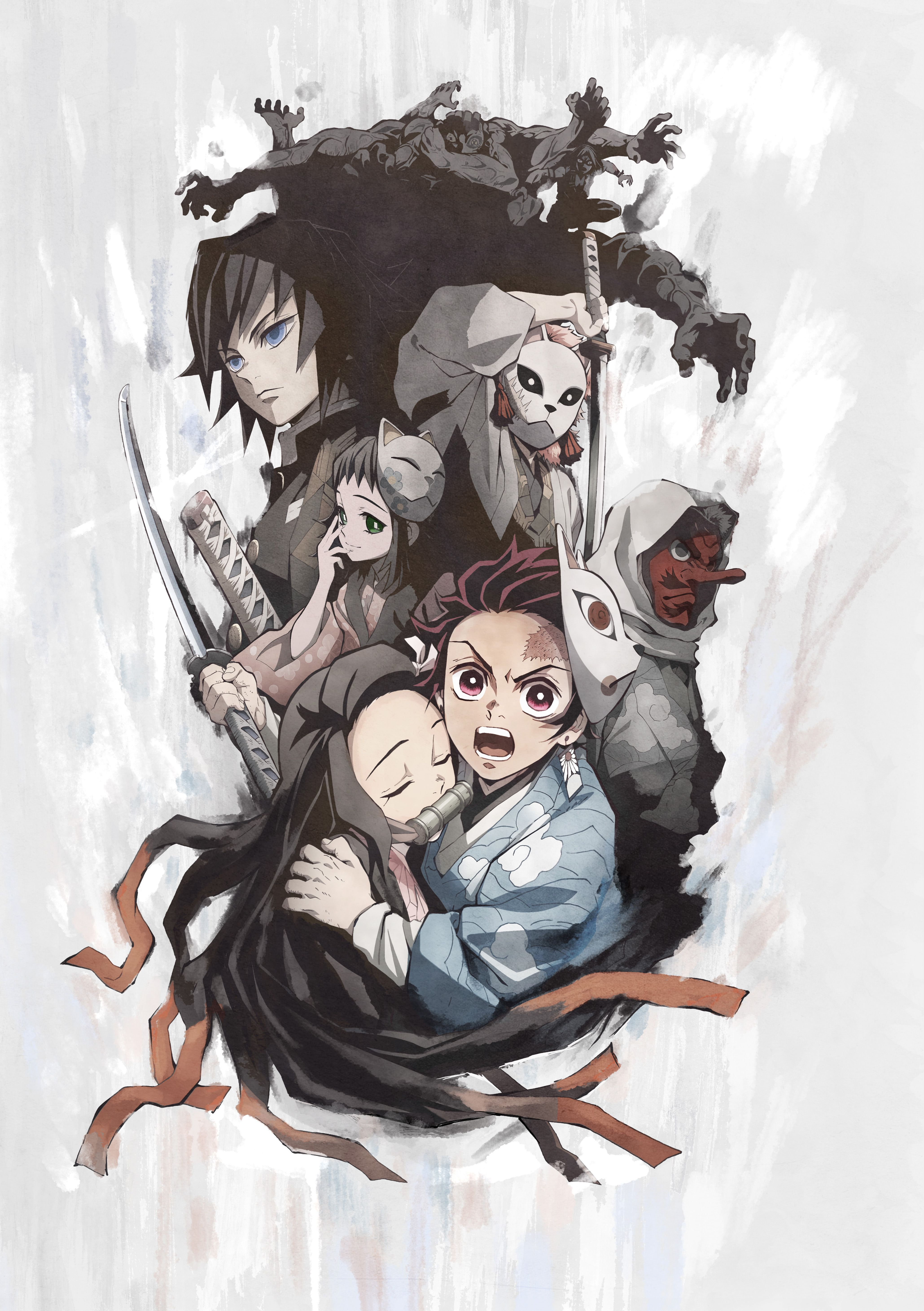 Aesthetic Kimetsu No Yaiba Wallpaper Hd Phone Anime Wallpapers