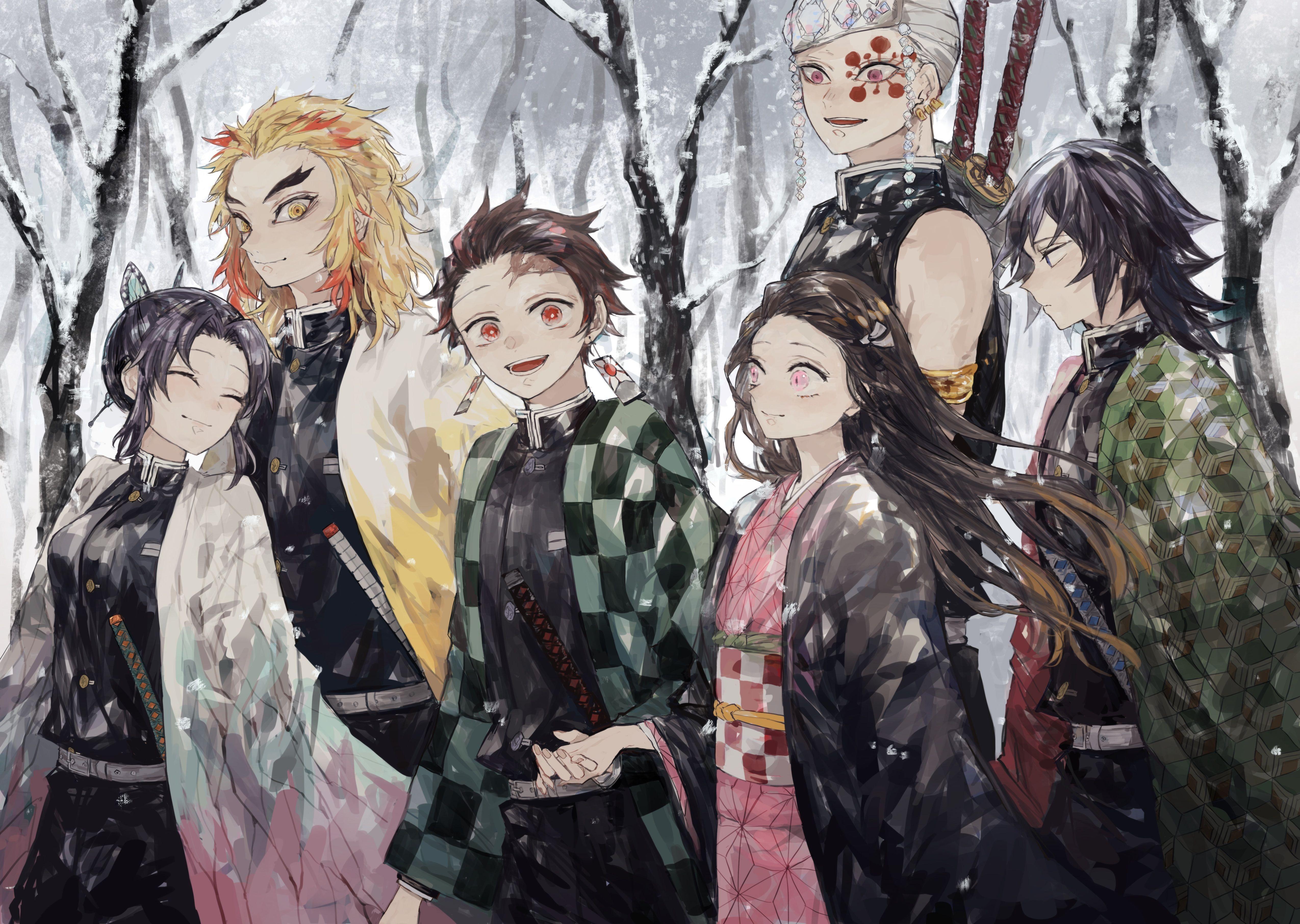 81 Wallpaper Hp Hd Kimetsu No Yaiba Terbaik
