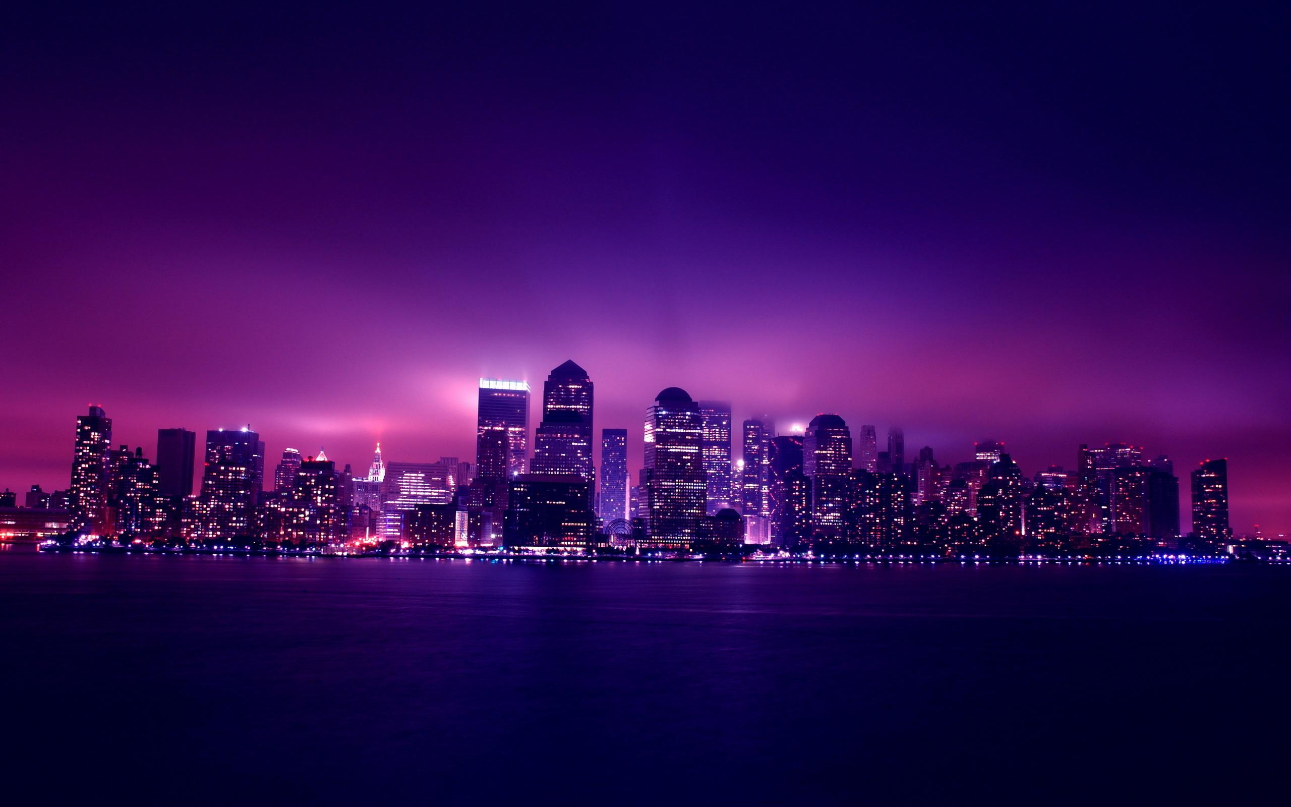 Aesthetic City Computer Wallpapers Top Free Aesthetic City