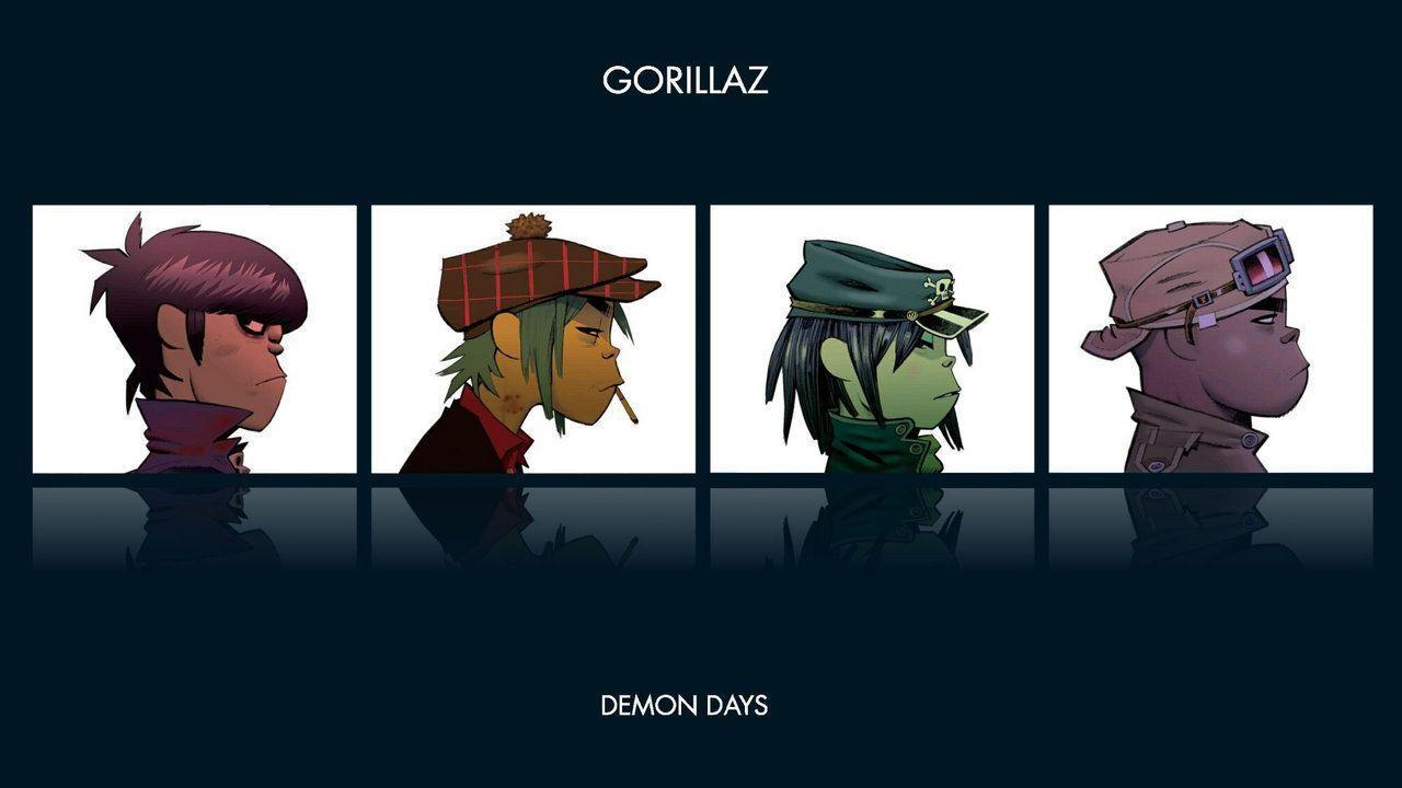 Gorillaz Desktop Wallpapers Top Free Gorillaz Desktop