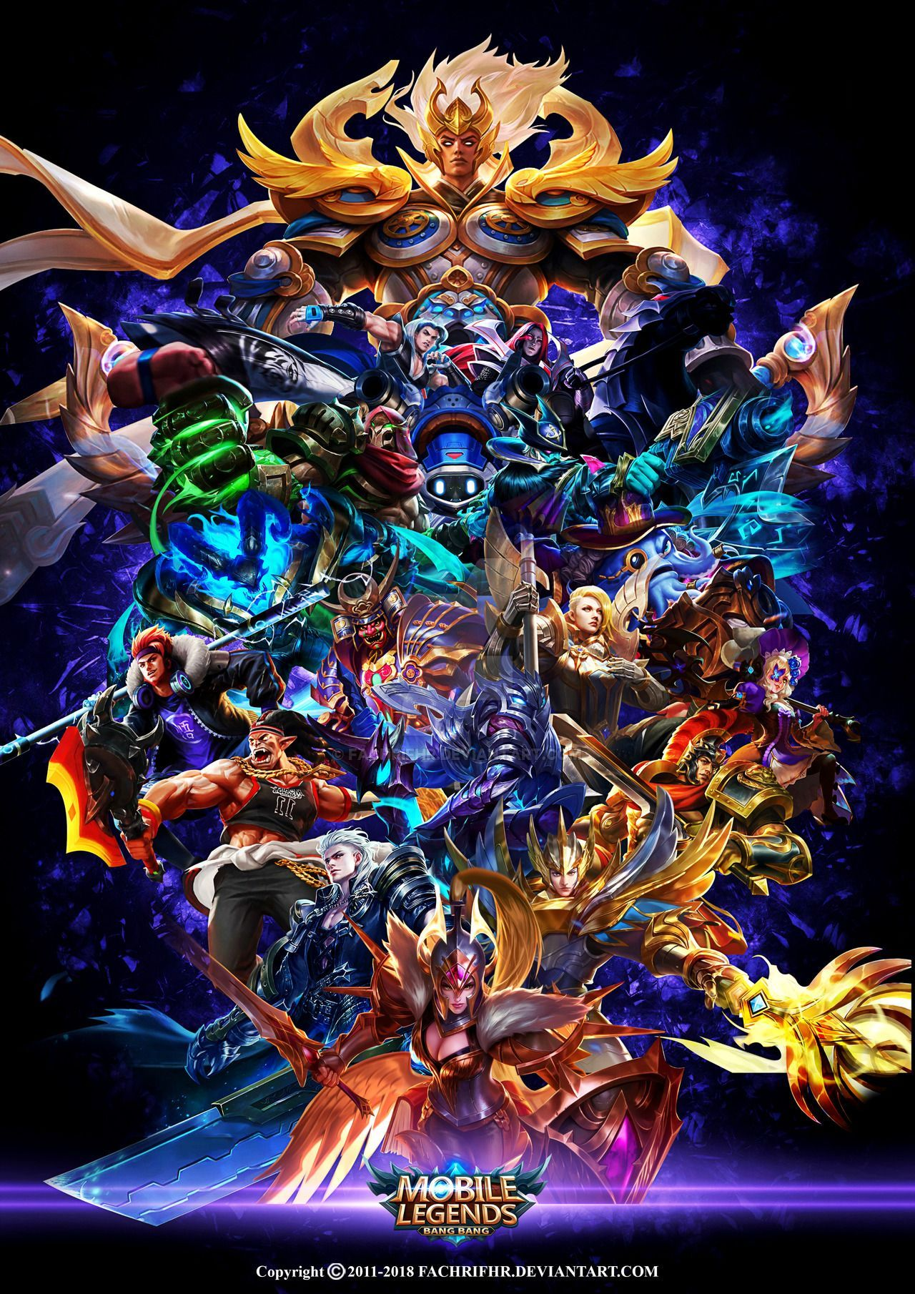 Mobile Legend Wallpapers - Top Free Mobile Legend Backgrounds