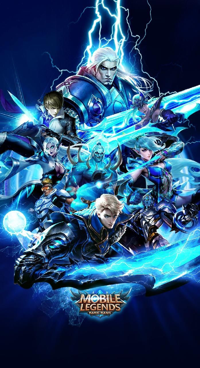 Mobile Legends Wallpapers Top Free Mobile Legends