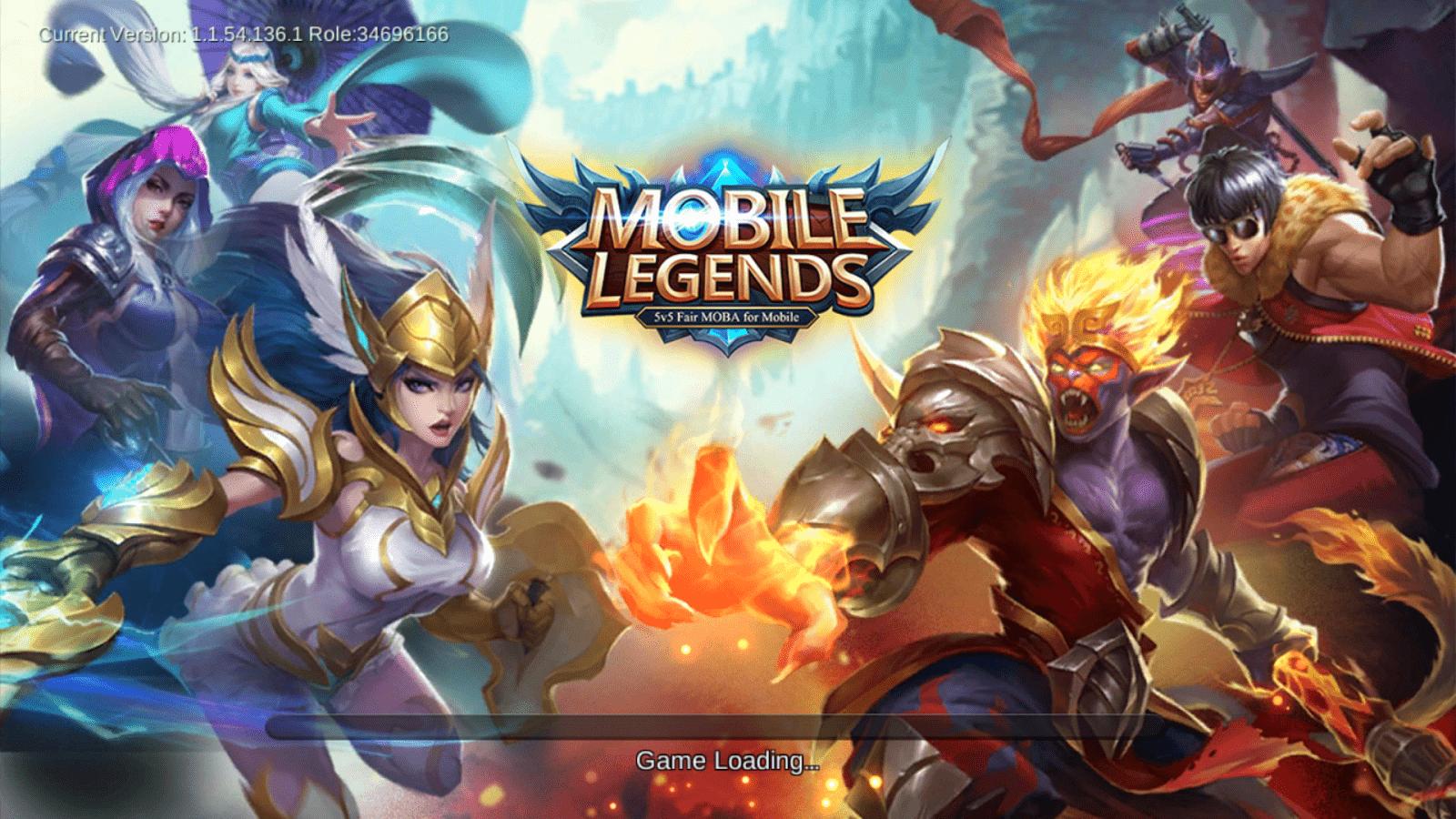 Mobile Legends Wallpapers Top Free Mobile Legends