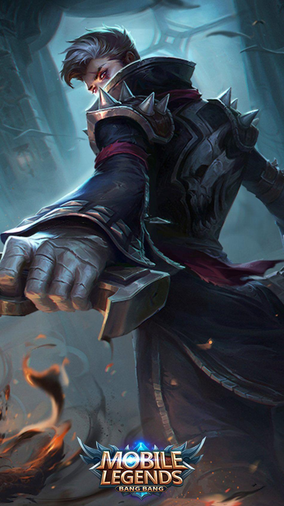 Alucard Mobile Legends Wallpapers Top Free Alucard Mobile