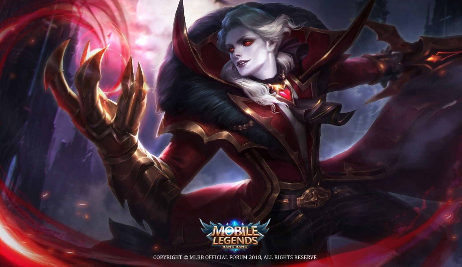 Mobile Legends Bang Bang Wallpapers Top Free Mobile
