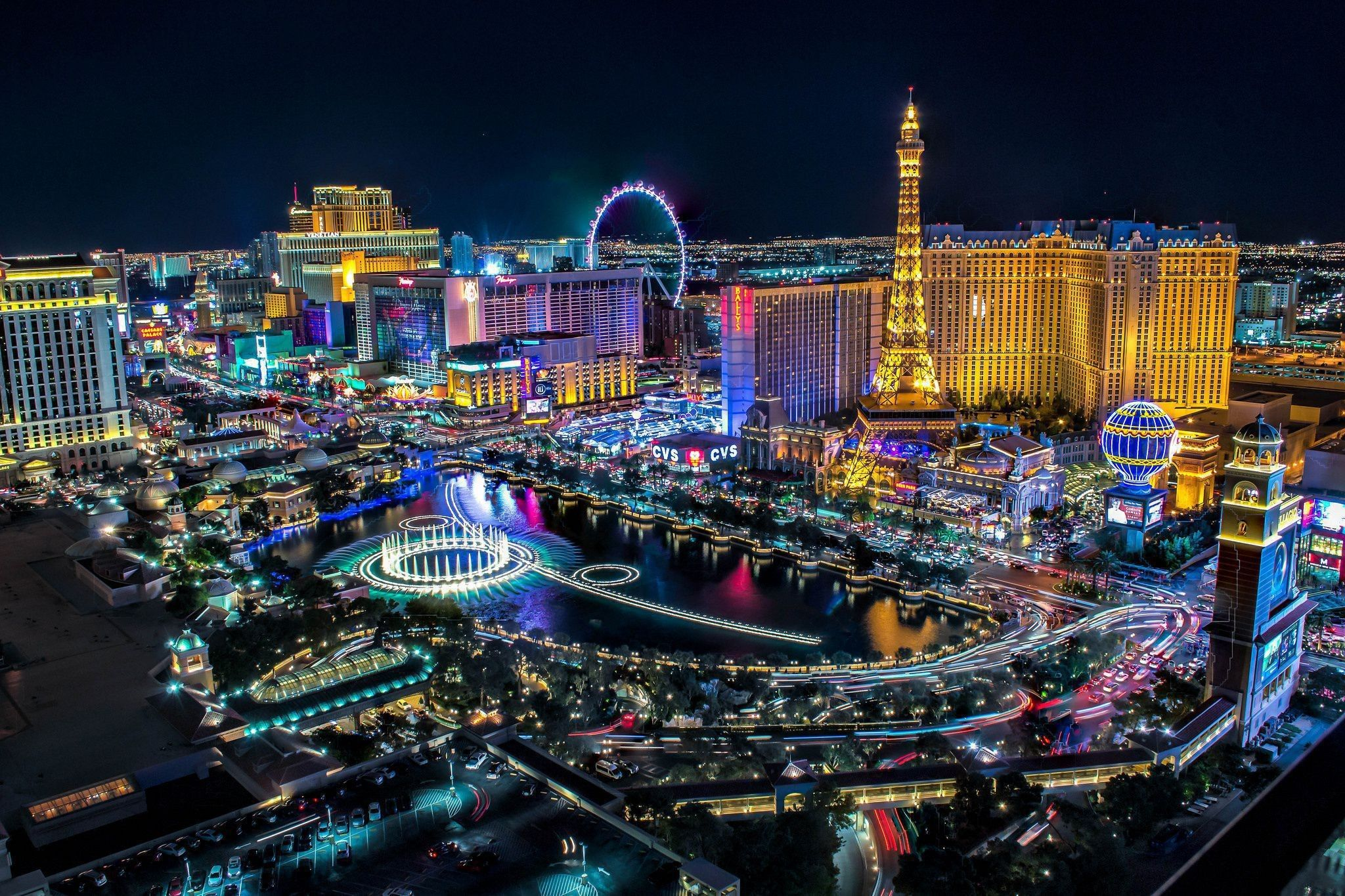 Las Vegas Wallpapers Top Free Las Vegas Backgrounds Wallpaperaccess
