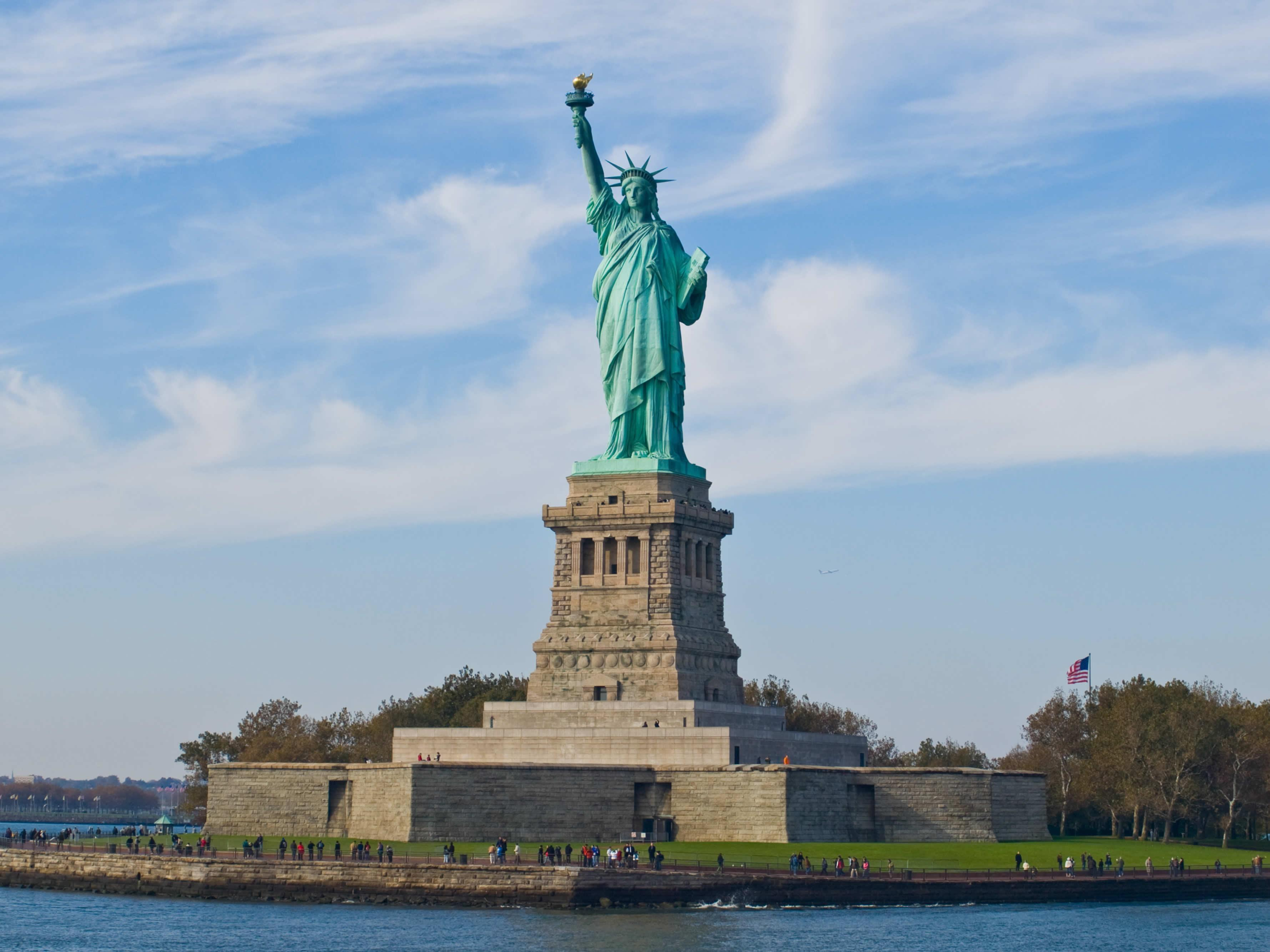 Statue Of Liberty Wallpapers Top Free Statue Of Liberty