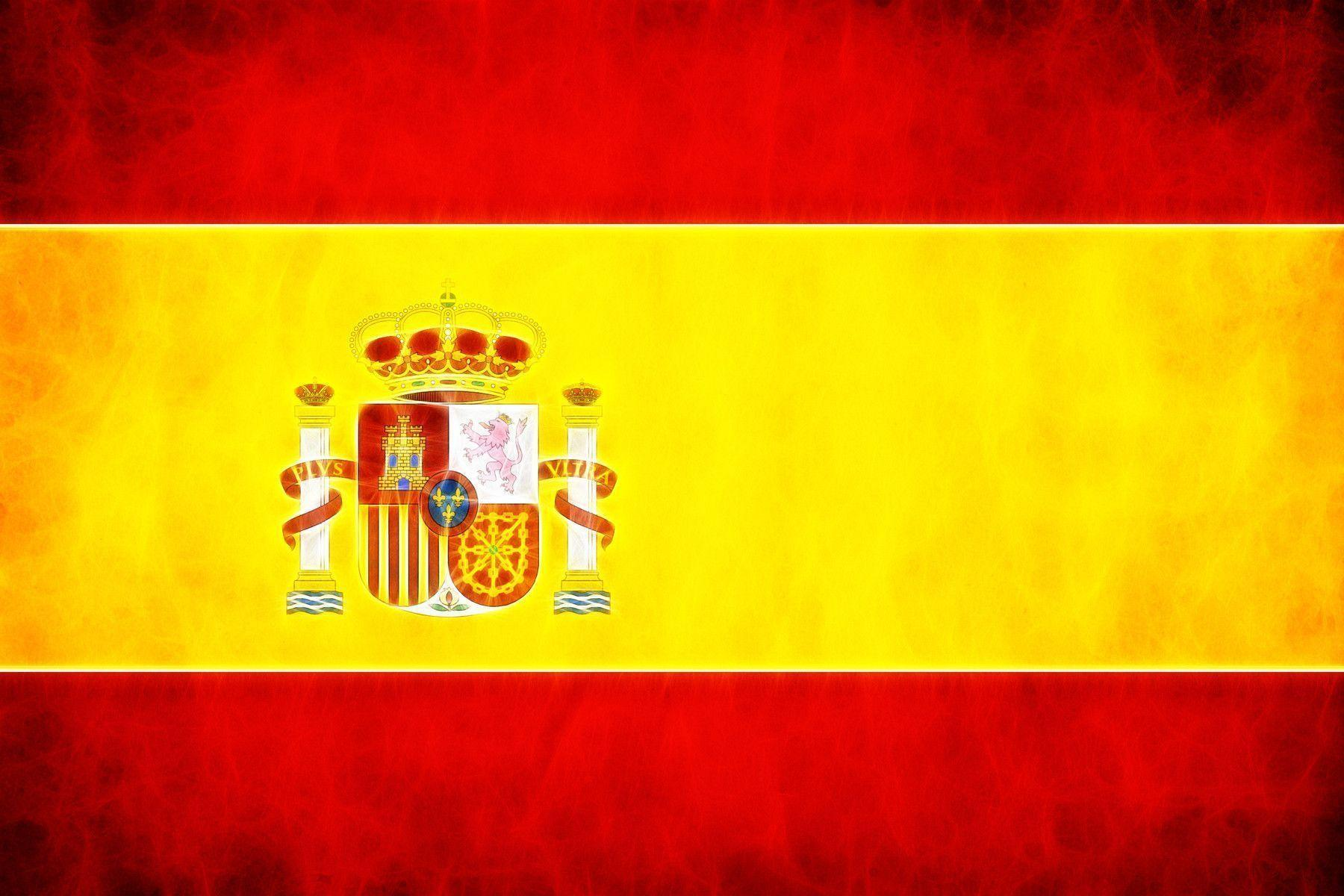 Spain Flag Wallpapers Top Free Spain Flag Backgrounds