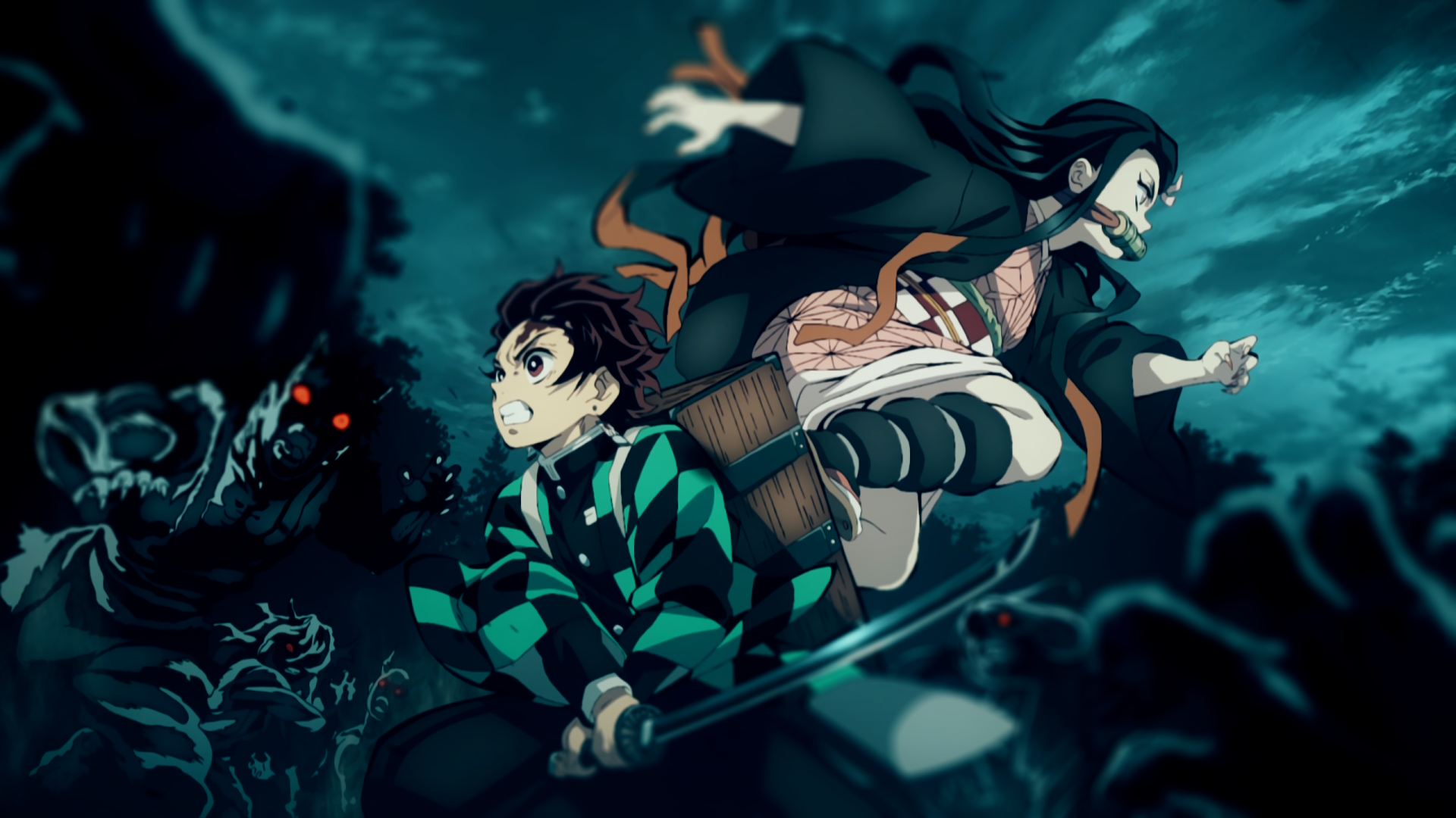 Demon Slayer Wallpapers Top Free Demon Slayer Backgrounds