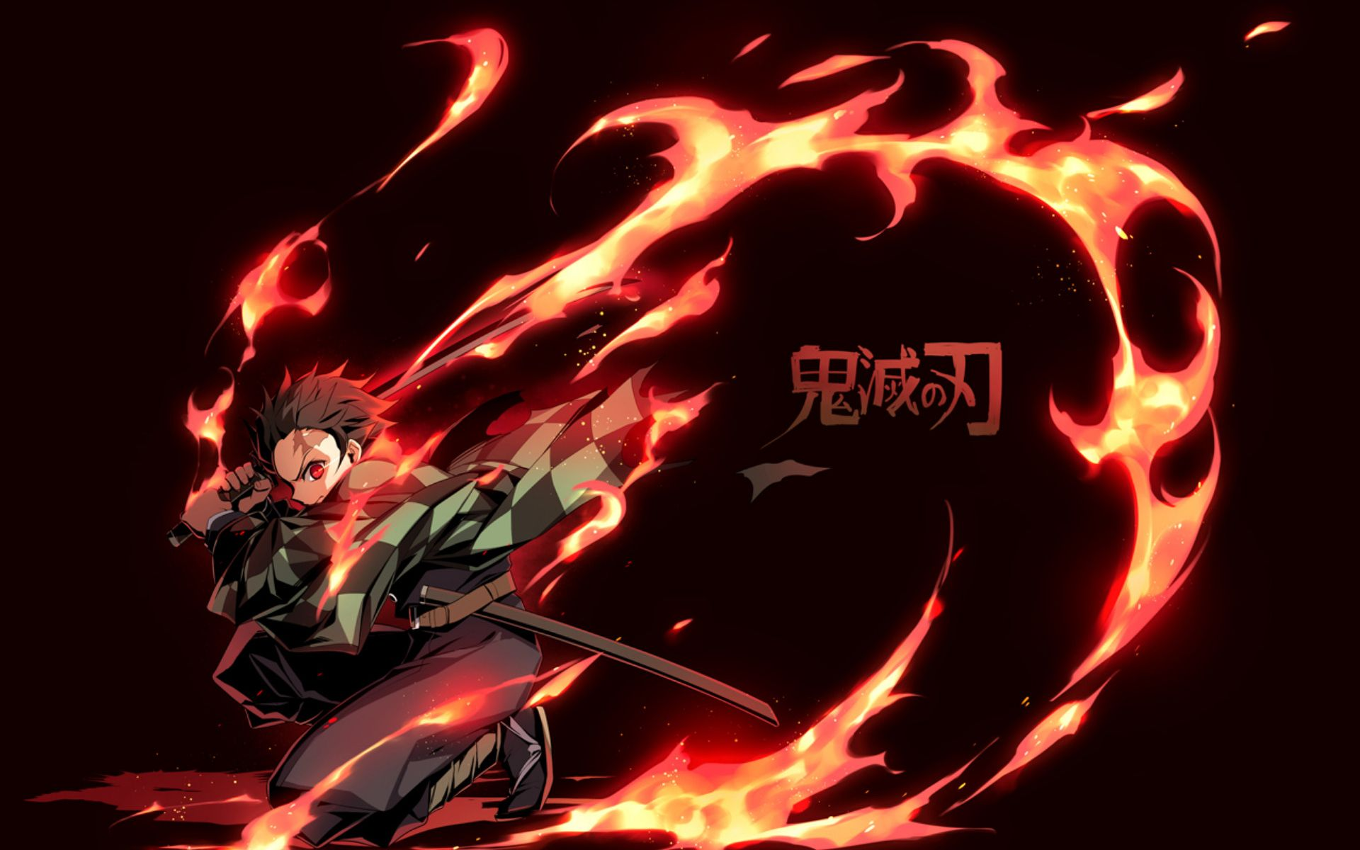 Demon Slayer Laptop Wallpapers Top Free Demon Slayer Laptop Backgrounds Wallpaperaccess