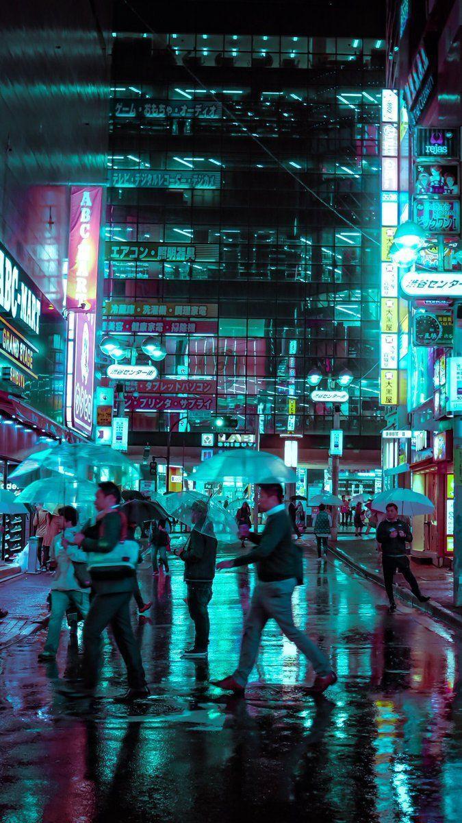 Tokyo Neon Wallpapers - Top Free Tokyo Neon Backgrounds ...