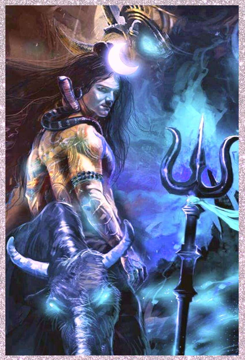 Angry Shiva Wallpapers Top Free Angry Shiva Backgrounds Wallpaperaccess