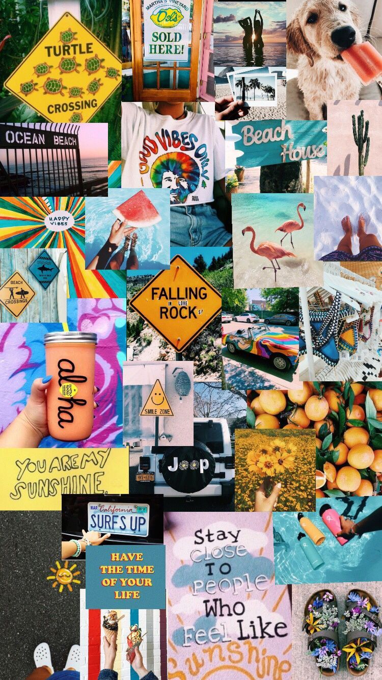 Vsco Collage Wallpapers Top Free Vsco Collage Backgrounds