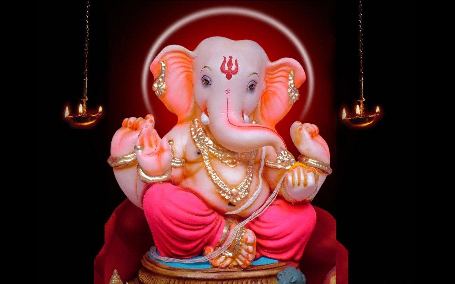 1920x1200 Hình ảnh của Chúa Ganesha hình nền