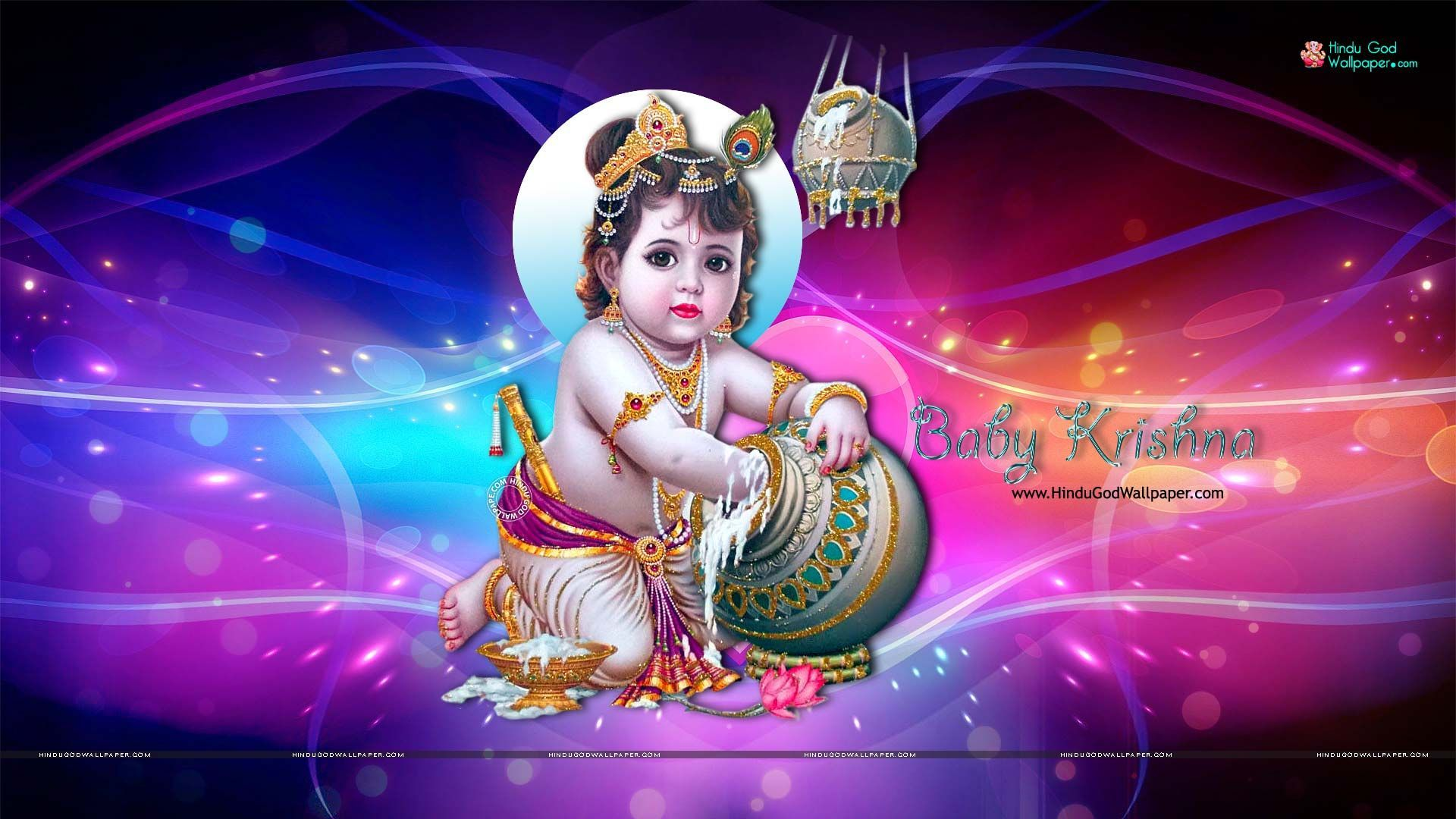 Baby Krishna Wallpapers Top Free Baby Krishna Backgrounds Wallpaperaccess