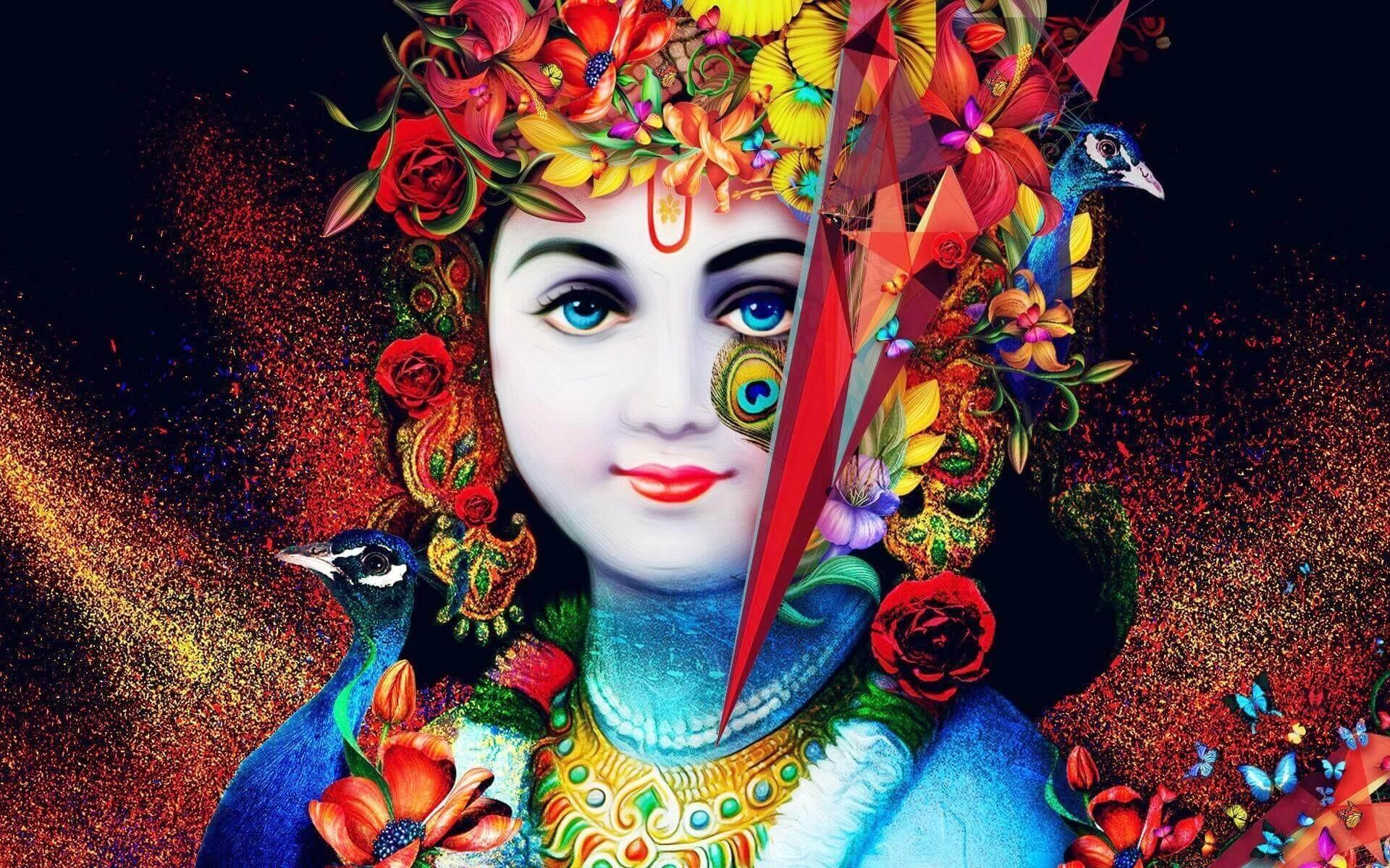 krishna wallpapers top free krishna backgrounds wallpaperaccess krishna wallpapers top free krishna