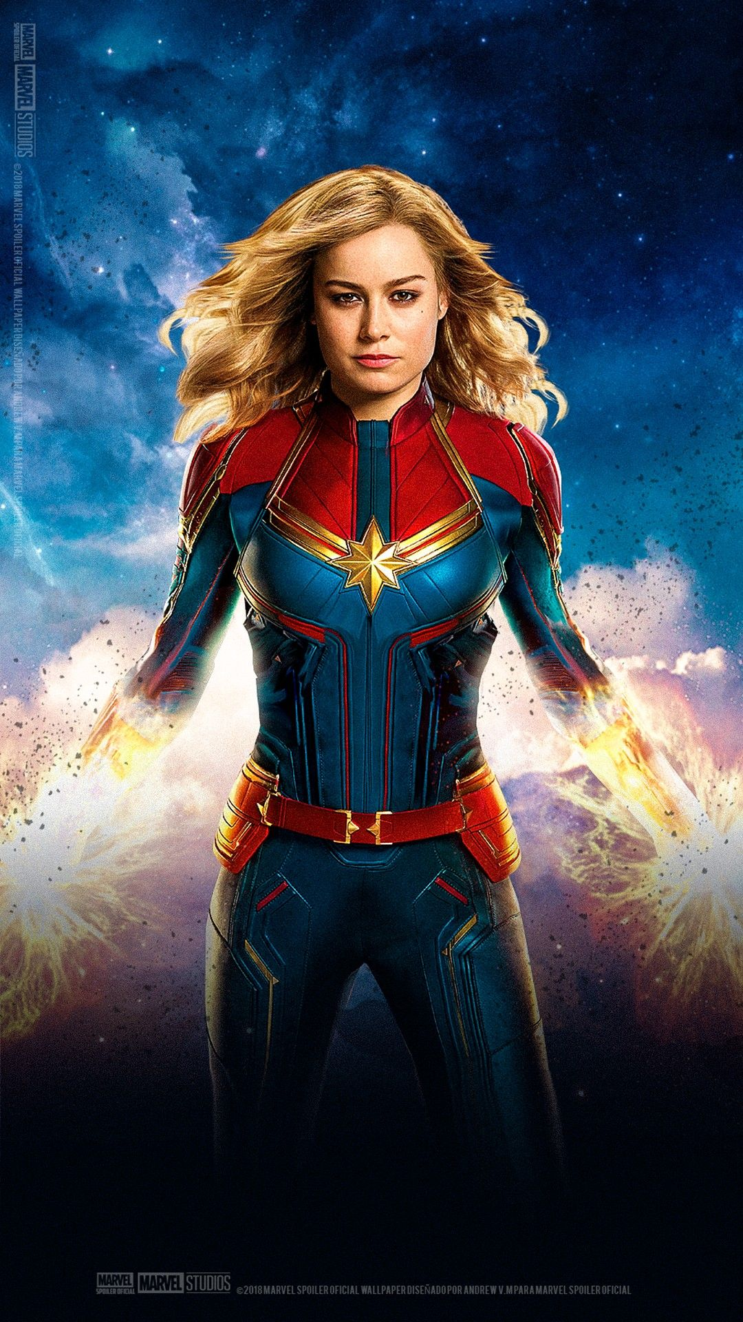 Captain Marvel Iphone Wallpapers Top Free Captain Marvel