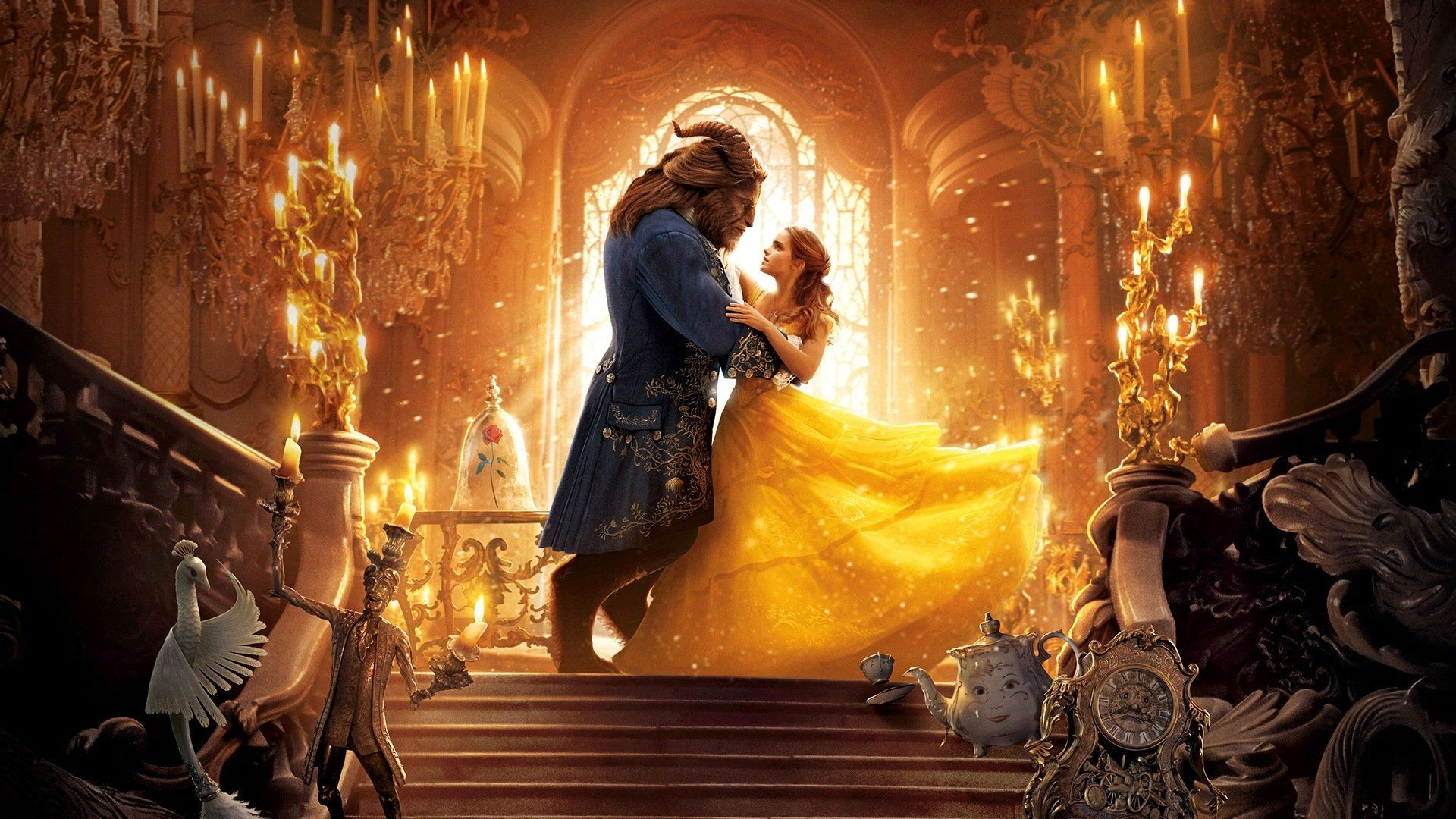beauty and the beast wallpapers top free beauty and the beast backgrounds wallpaperaccess beauty and the beast wallpapers top