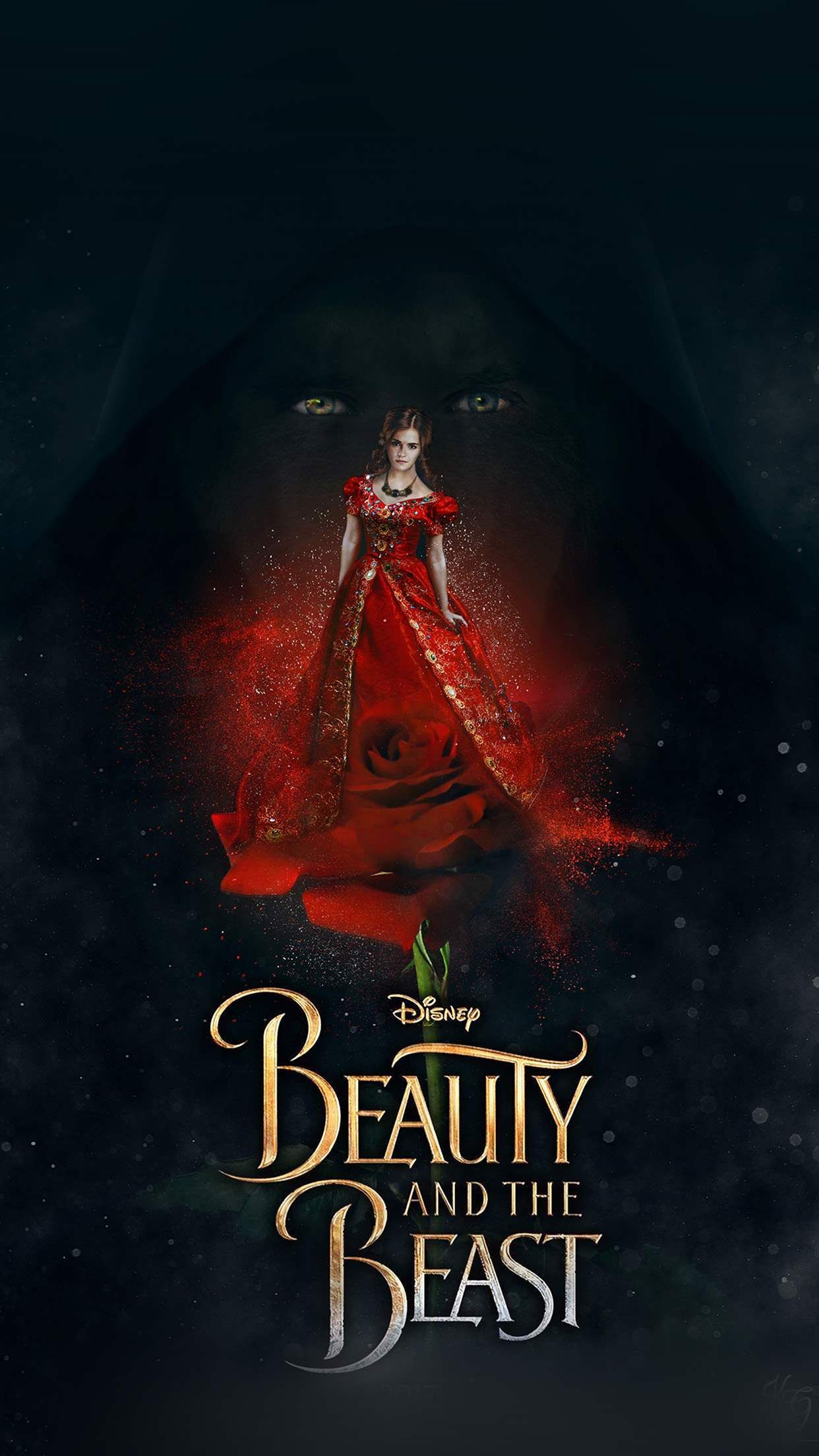 Beauty And The Beast Wallpapers Top Free Beauty And The