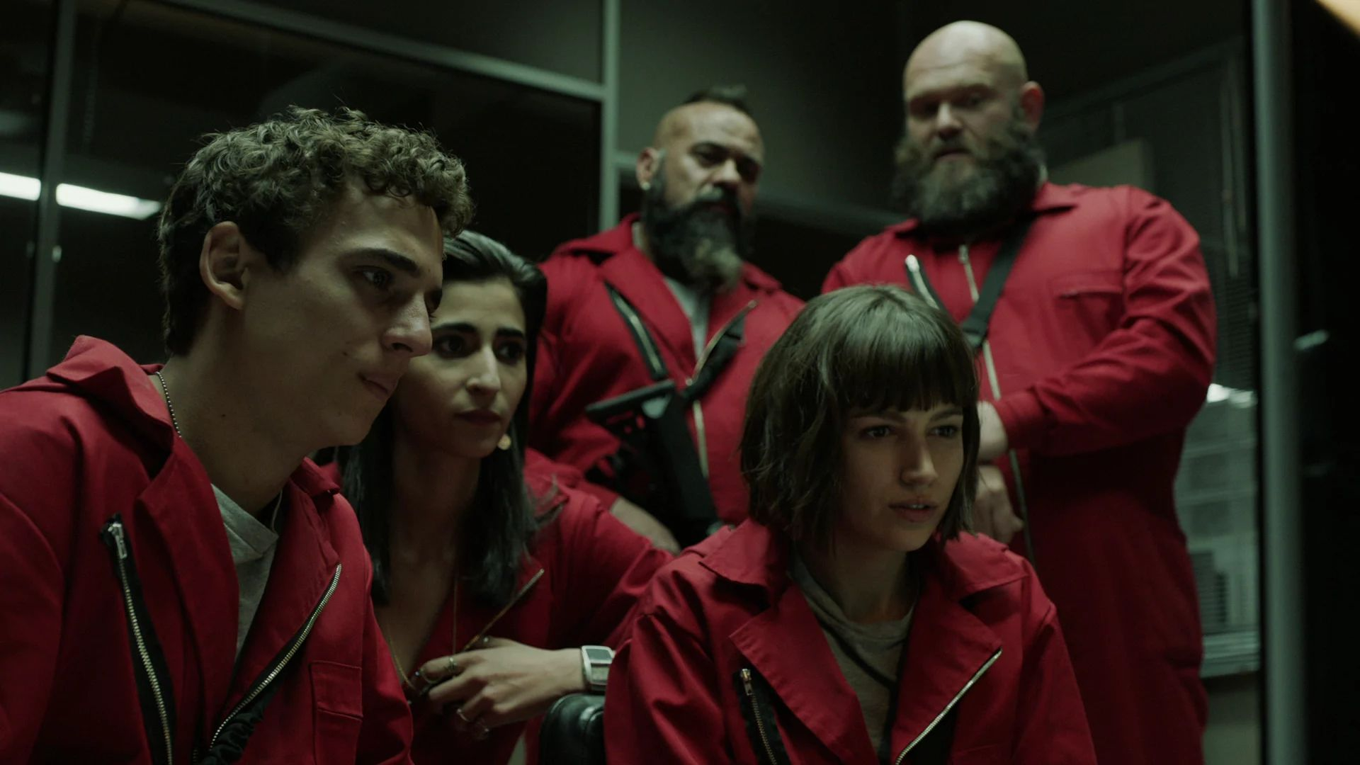 Top Free Money Heist Backgrounds