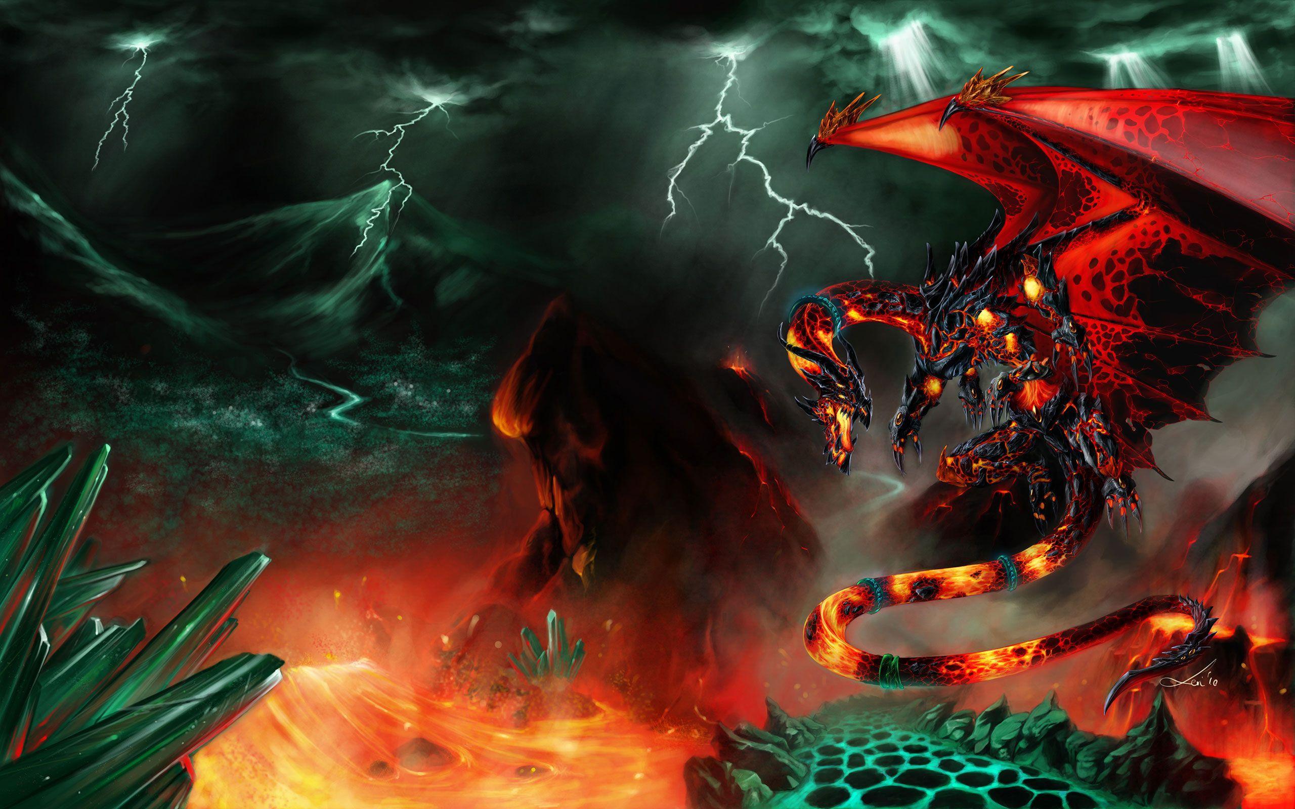 Elemental Dragon Wallpapers - Top Free Elemental Dragon Backgrounds