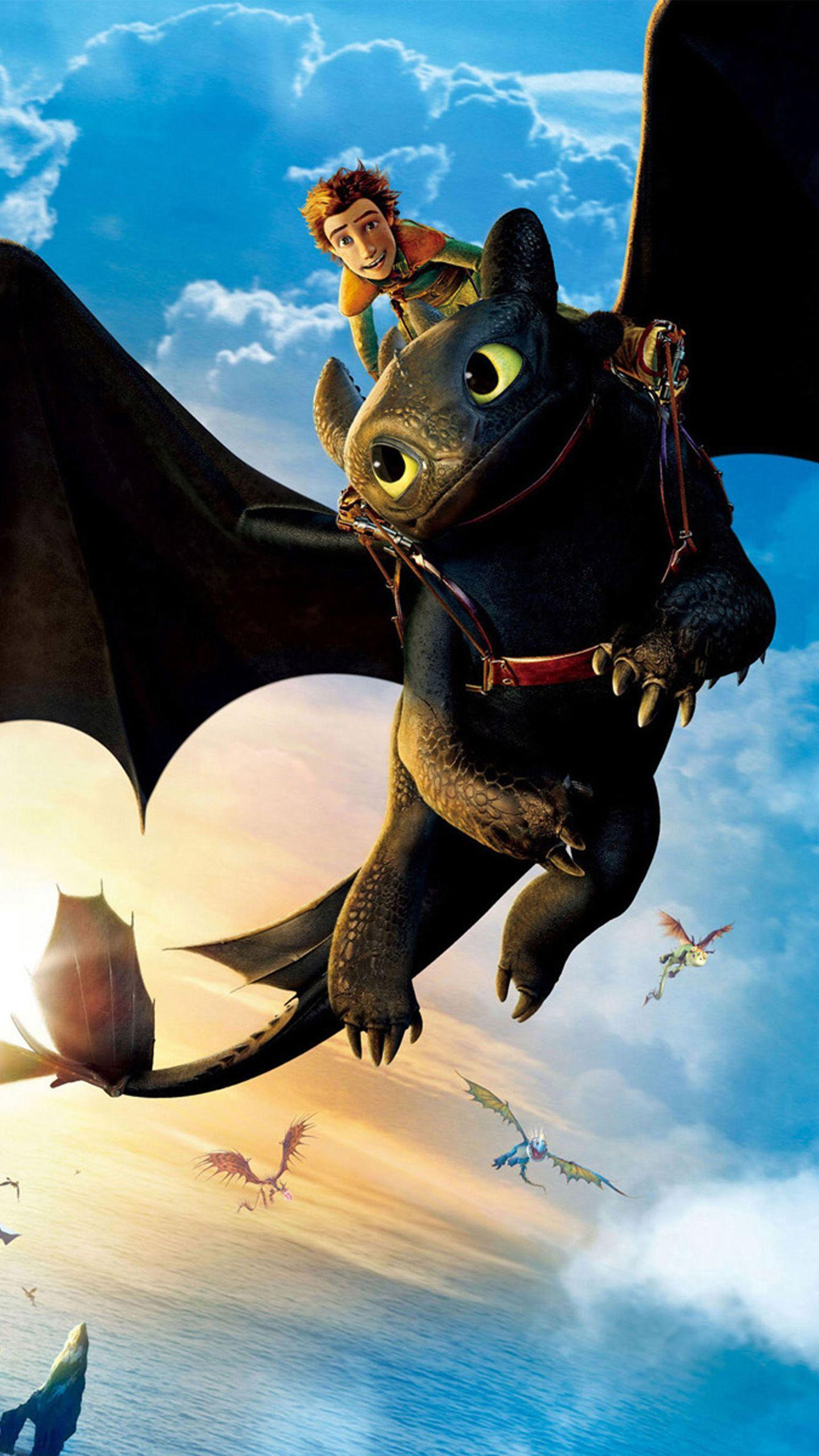 How To Train Your Dragon Wallpapers Top Free How To Train Your