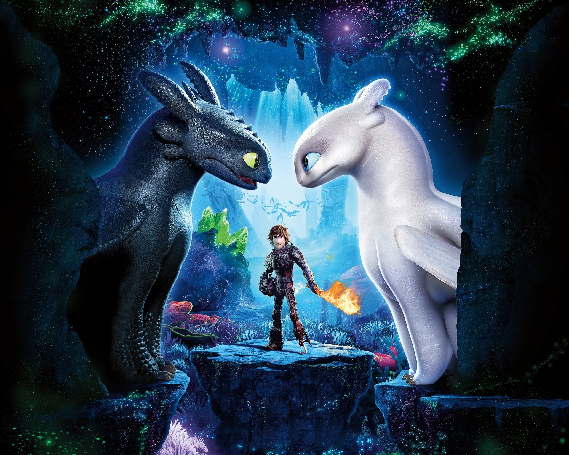 How To Train Your Dragon Wallpapers Top Free How To Train
