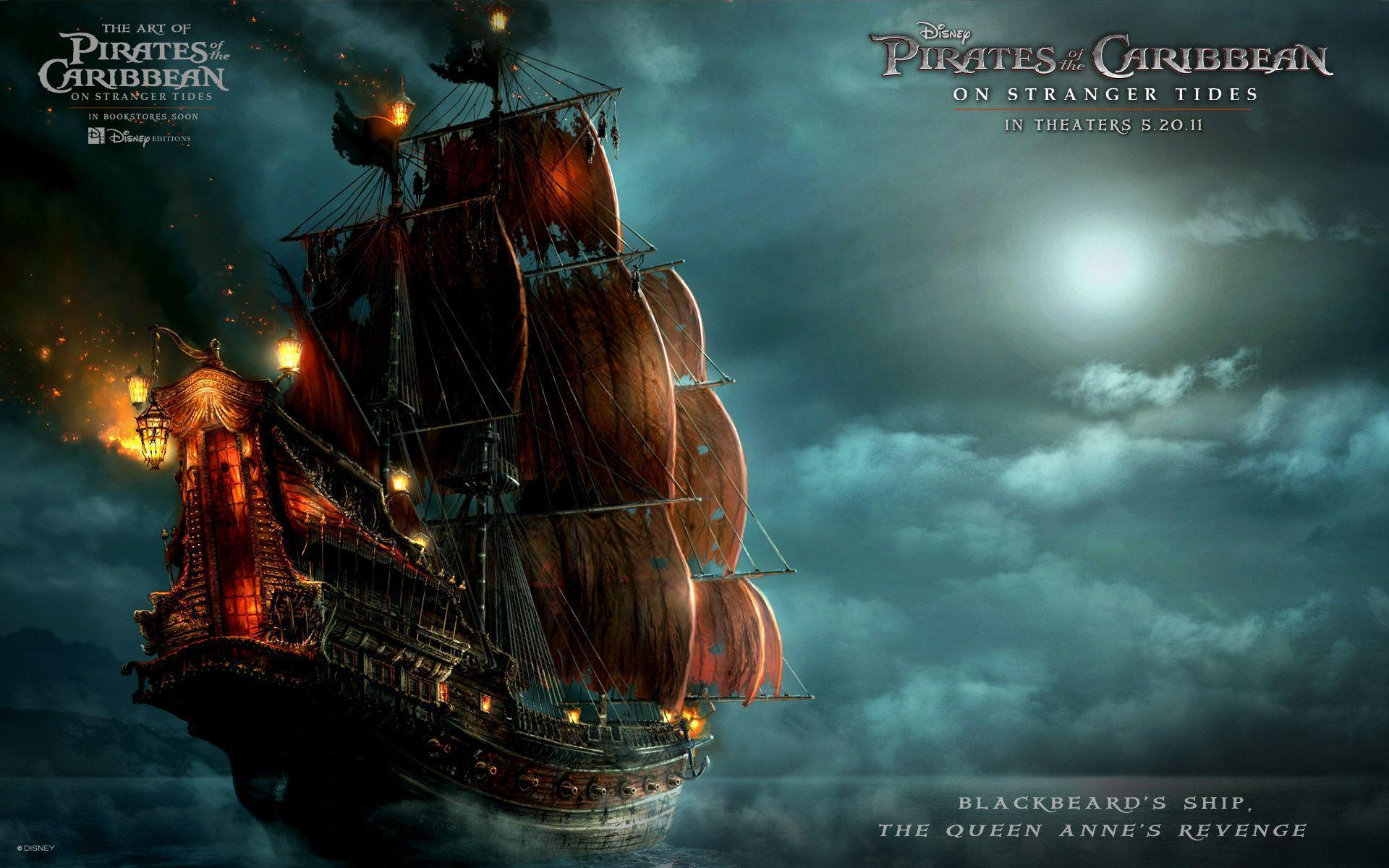 Pirates Of The Caribbean Wallpapers Top Free Pirates Of The