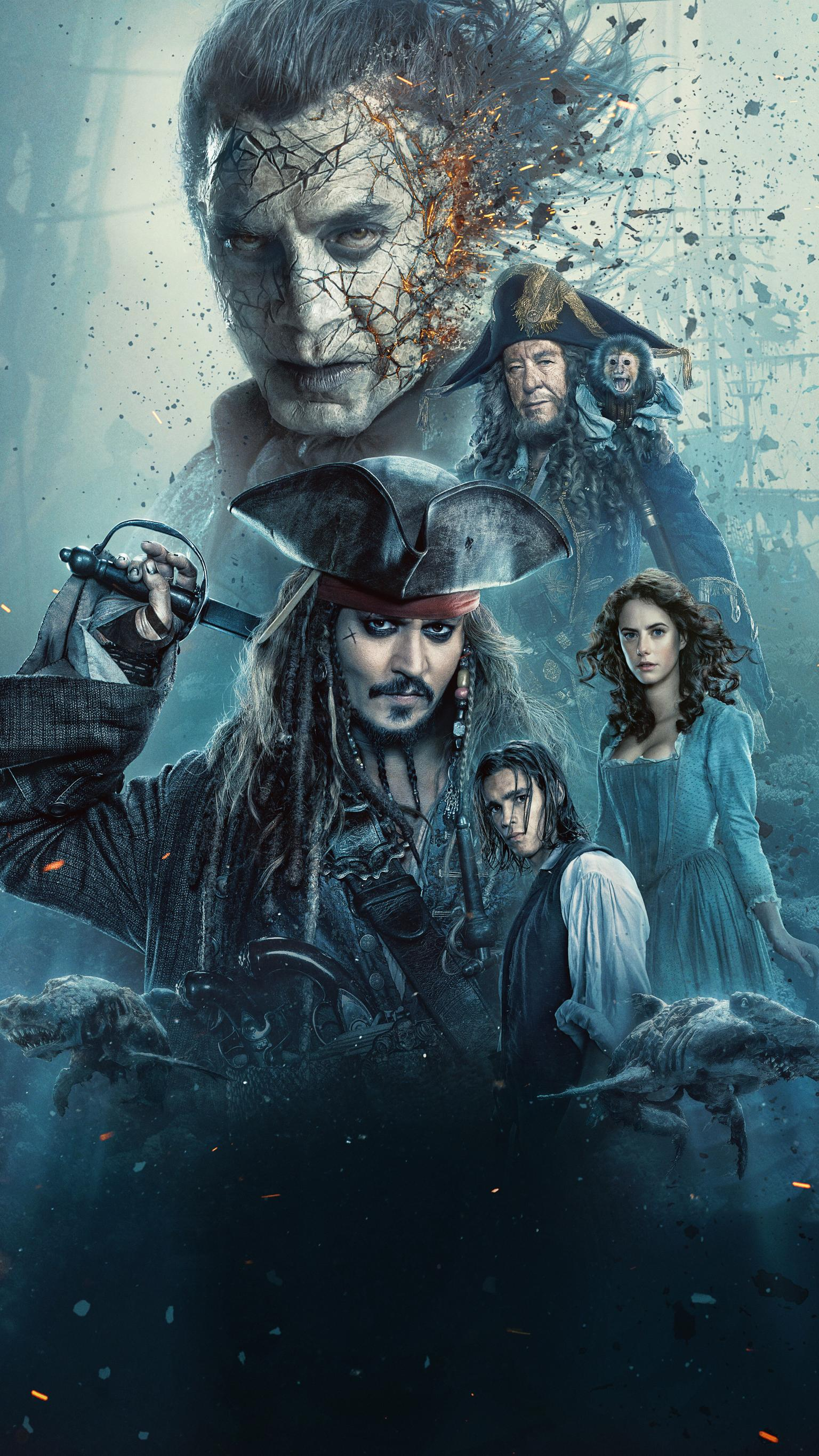 Pirates Of The Caribbean Wallpapers Top Free Pirates Of