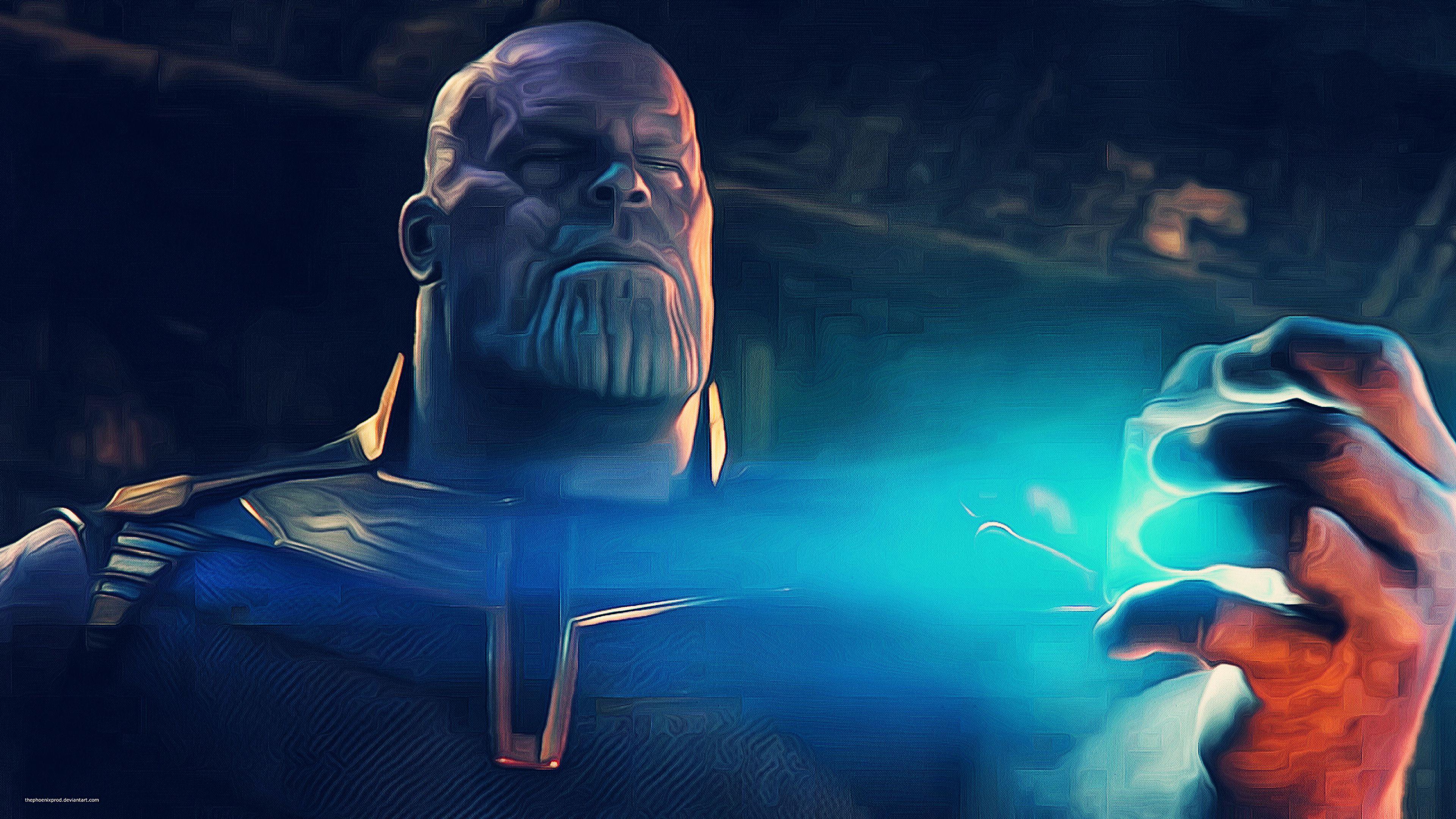 Thanos 4K Digital Wallpapers - Top Free Thanos 4K Digital