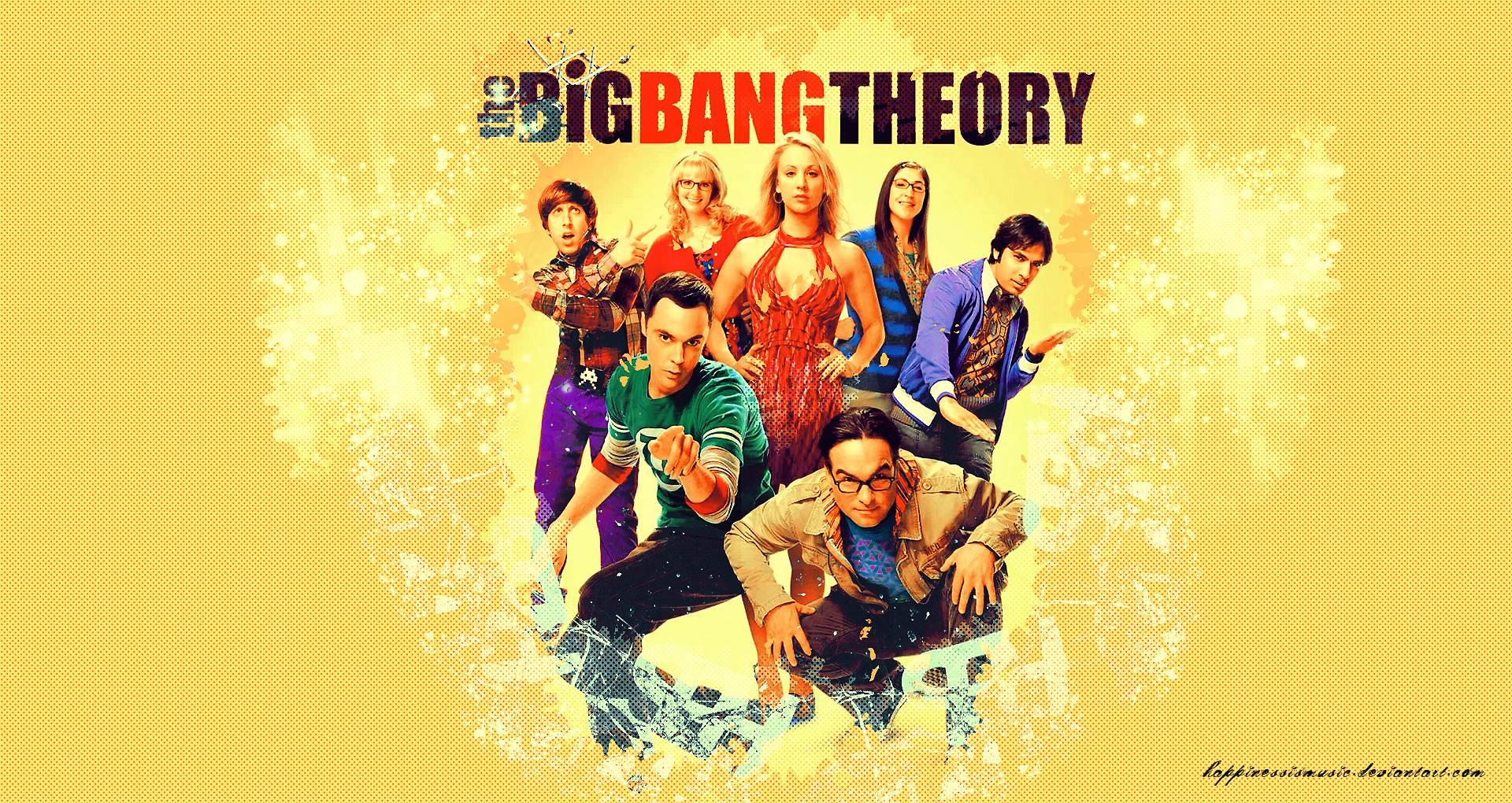 Big Bang Theory Wallpapers Top Free Big Bang Theory