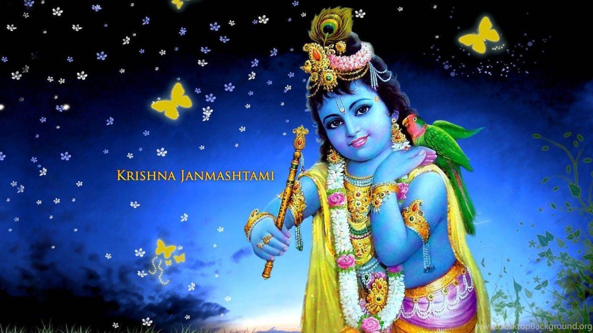 Animated Krishna Wallpapers Top Free Animated Krishna