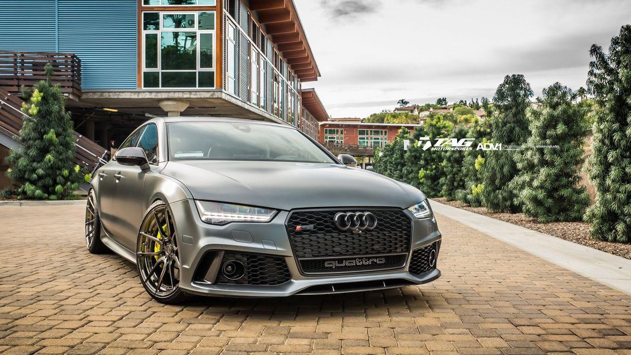 View Best Audi 2016 Rs7 Sportback Performance Wallpaper 1080p Car Wallpapers