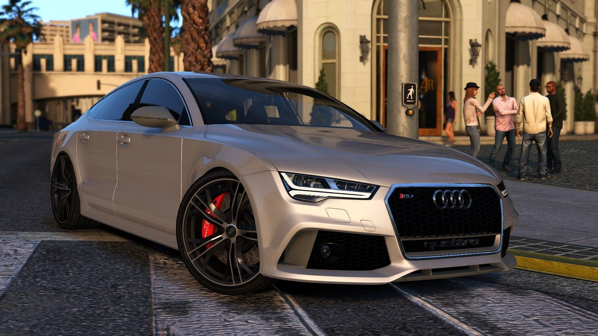 Audi Rs7 Wallpapers Top Free Audi Rs7 Backgrounds Wallpaperaccess