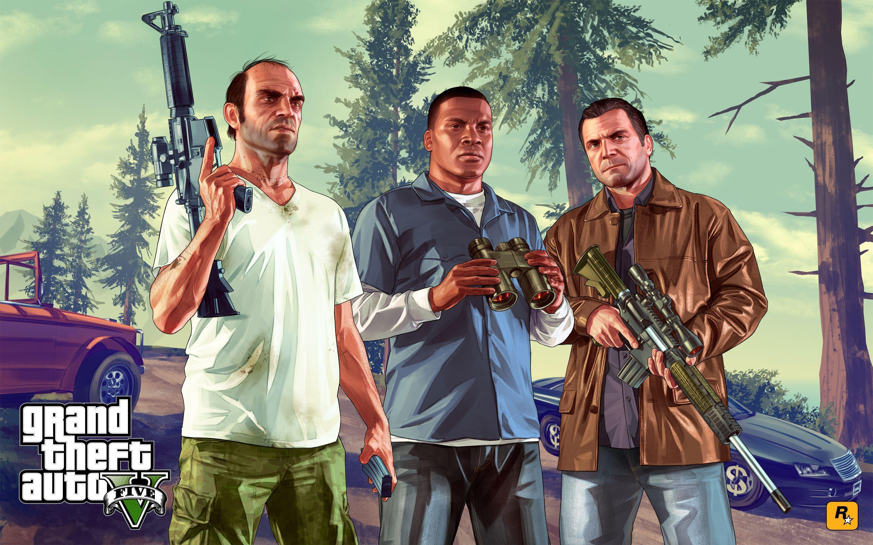 Grand Theft Auto V Wallpapers Top Free Grand Theft Auto V