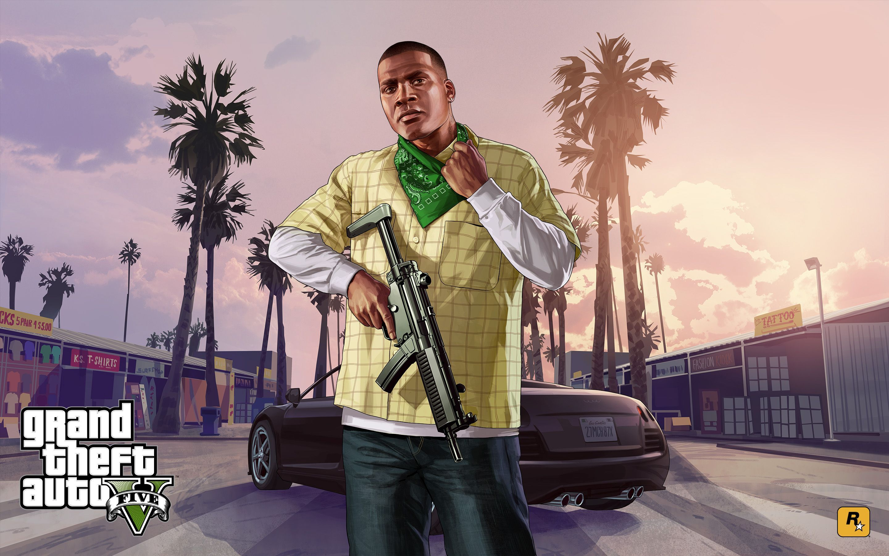 Gta 5 Franklin Wallpapers Top Free Gta 5 Franklin Backgrounds Wallpaperaccess