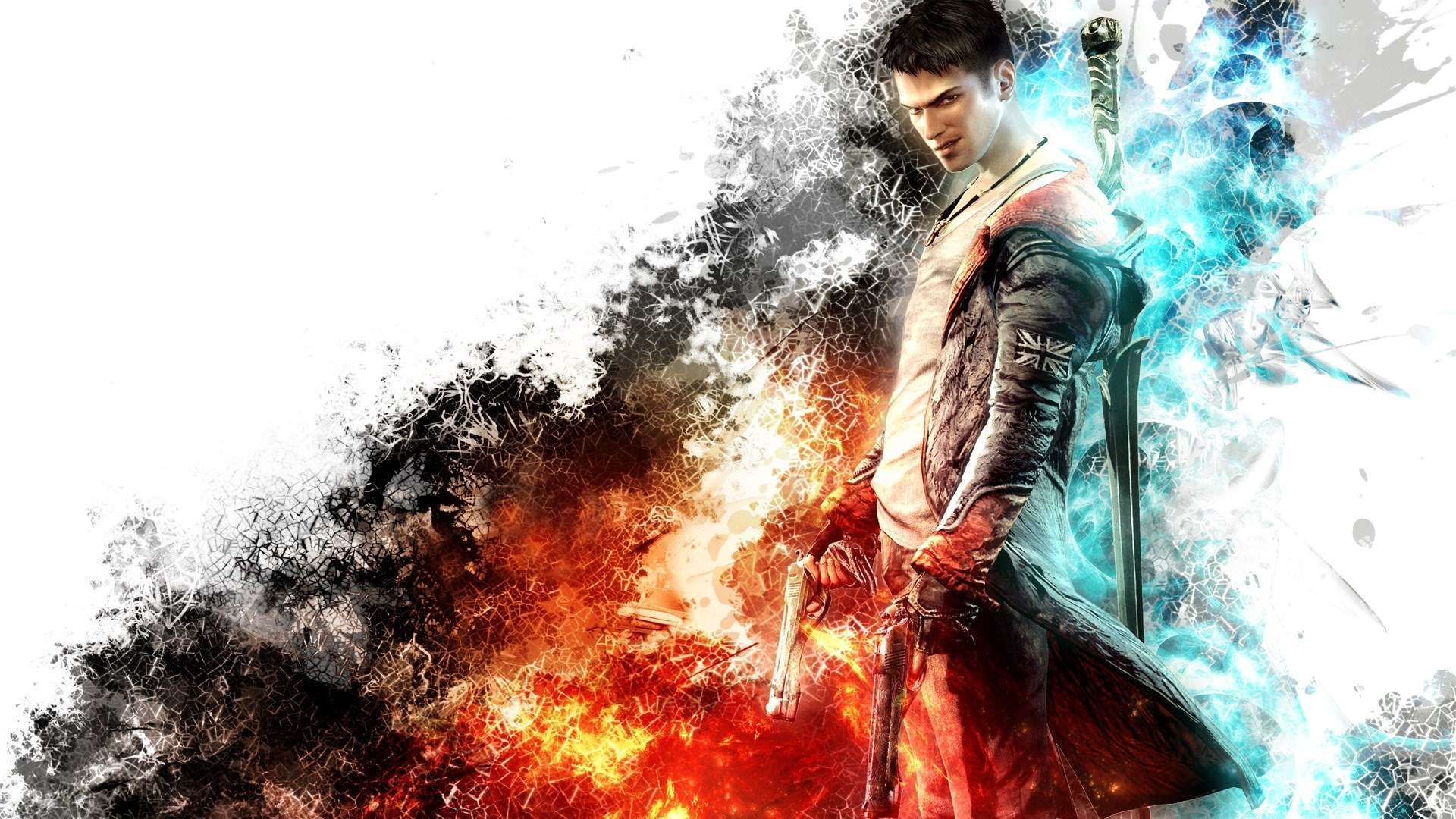 Devil May Cry Wallpapers Top Free Devil May Cry Backgrounds