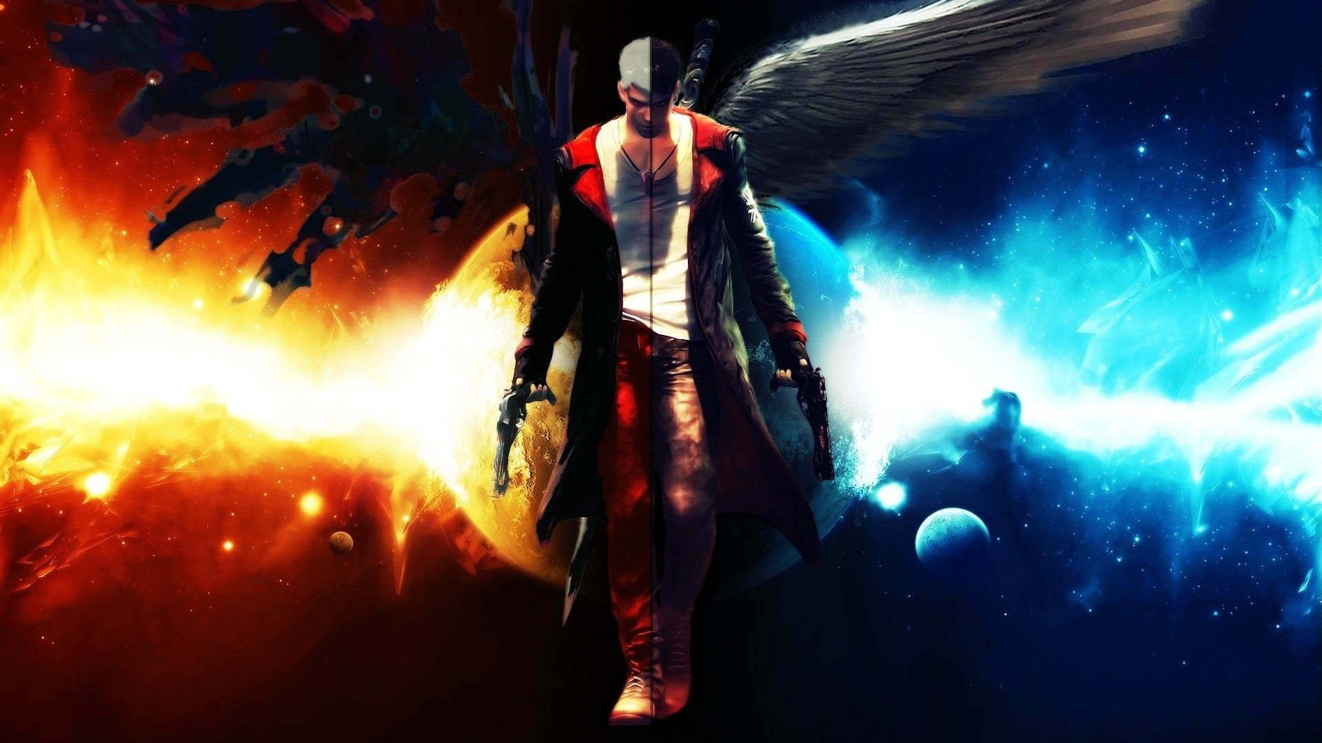 Devil May Cry Wallpapers Top Free Devil May Cry