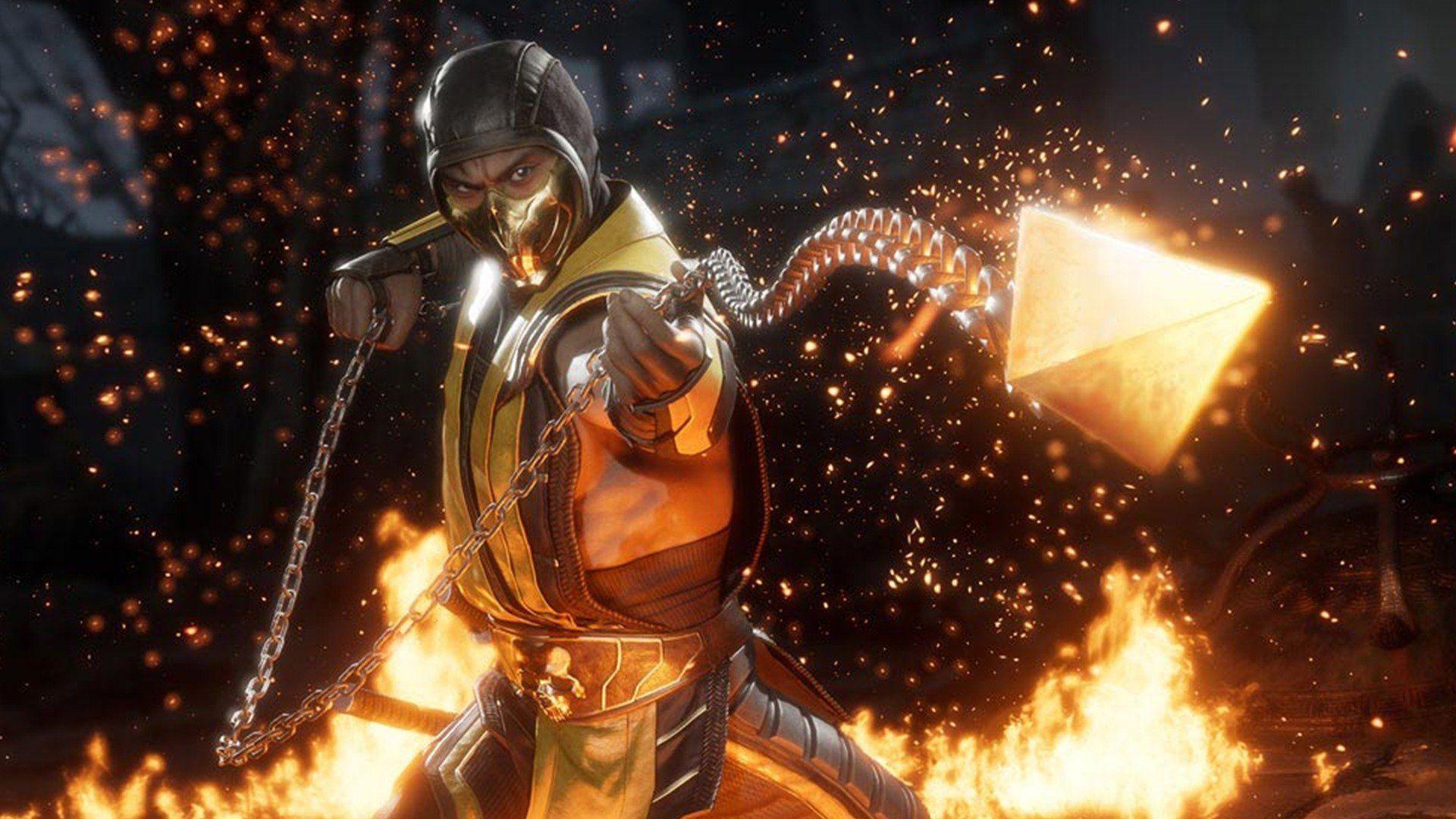 Mortal Kombat 11 Wallpapers Top Free Mortal Kombat 11