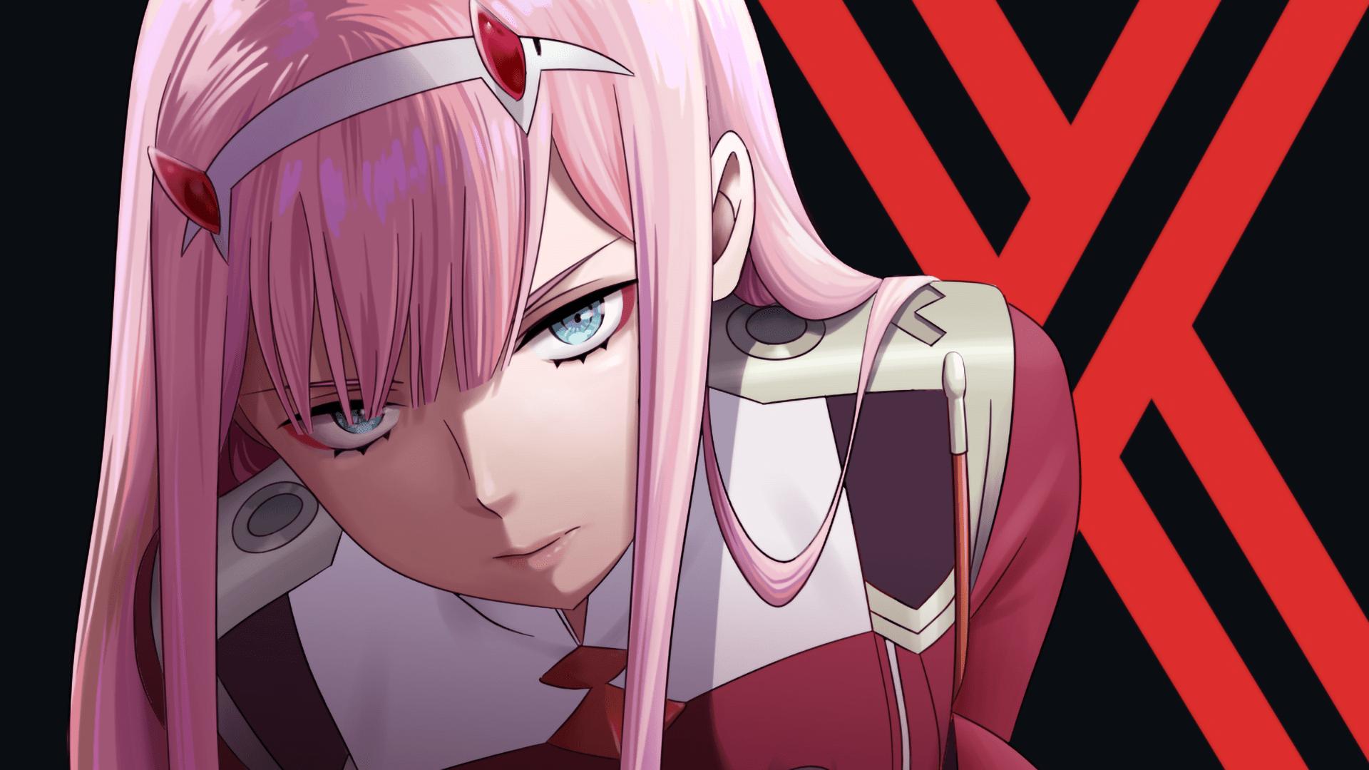 Ideas For Anime Wallpaper Zero Two Fanart