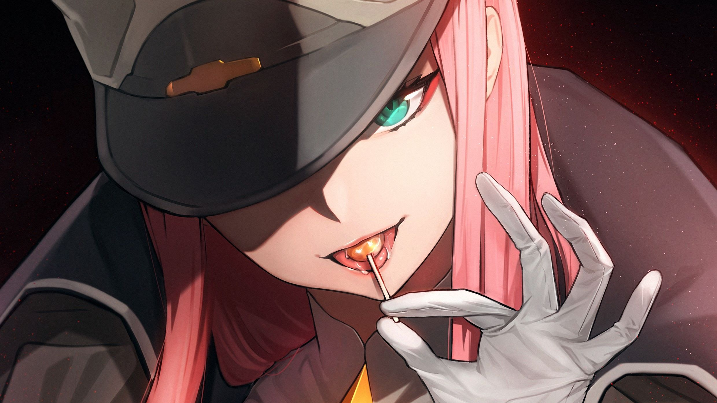 Zero Two Wallpapers - Top Free Zero Two Backgrounds ...
