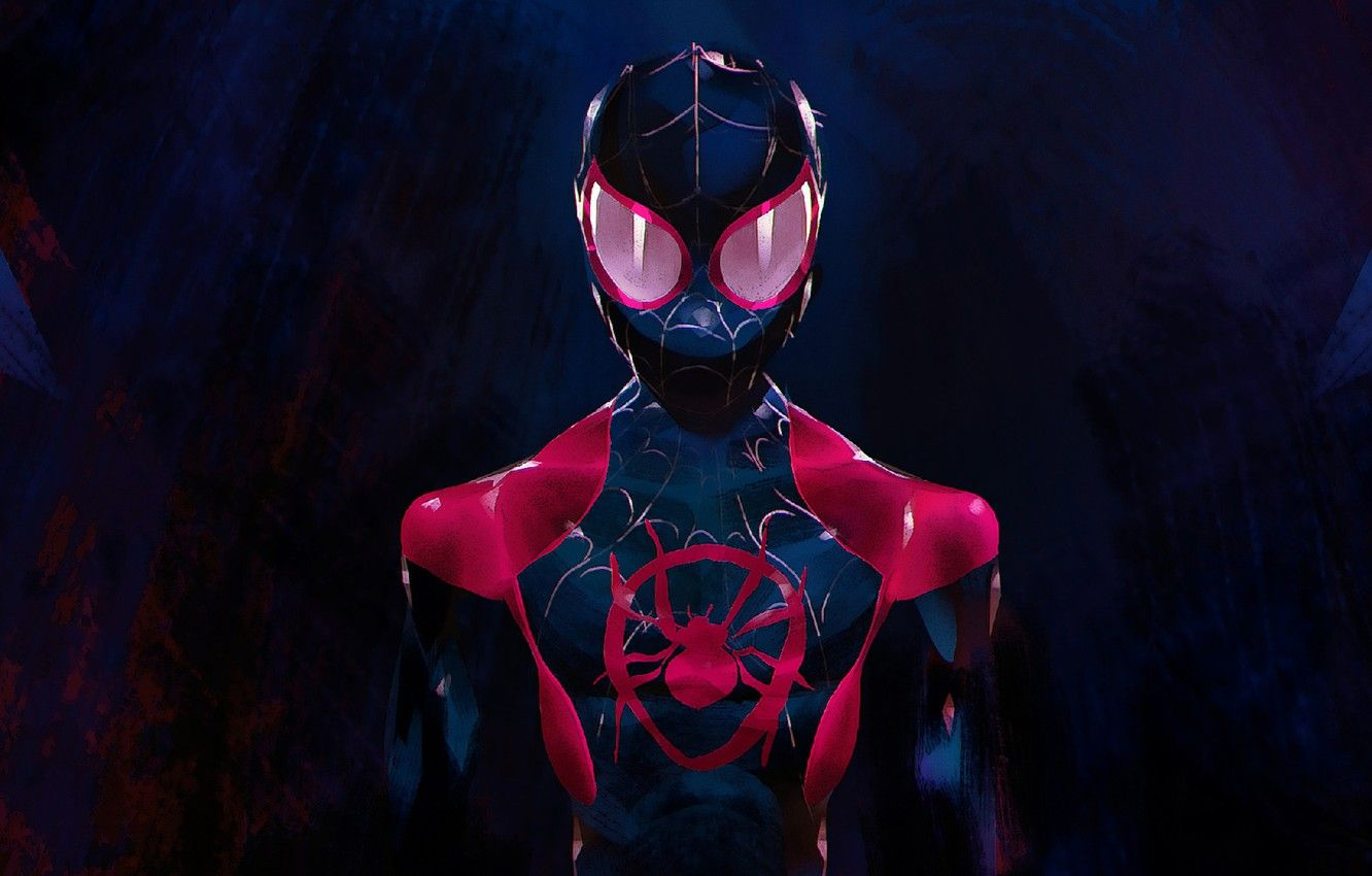 Spider Man Miles Morales Wallpapers Top Free Spider Man Miles Morales Backgrounds Wallpaperaccess