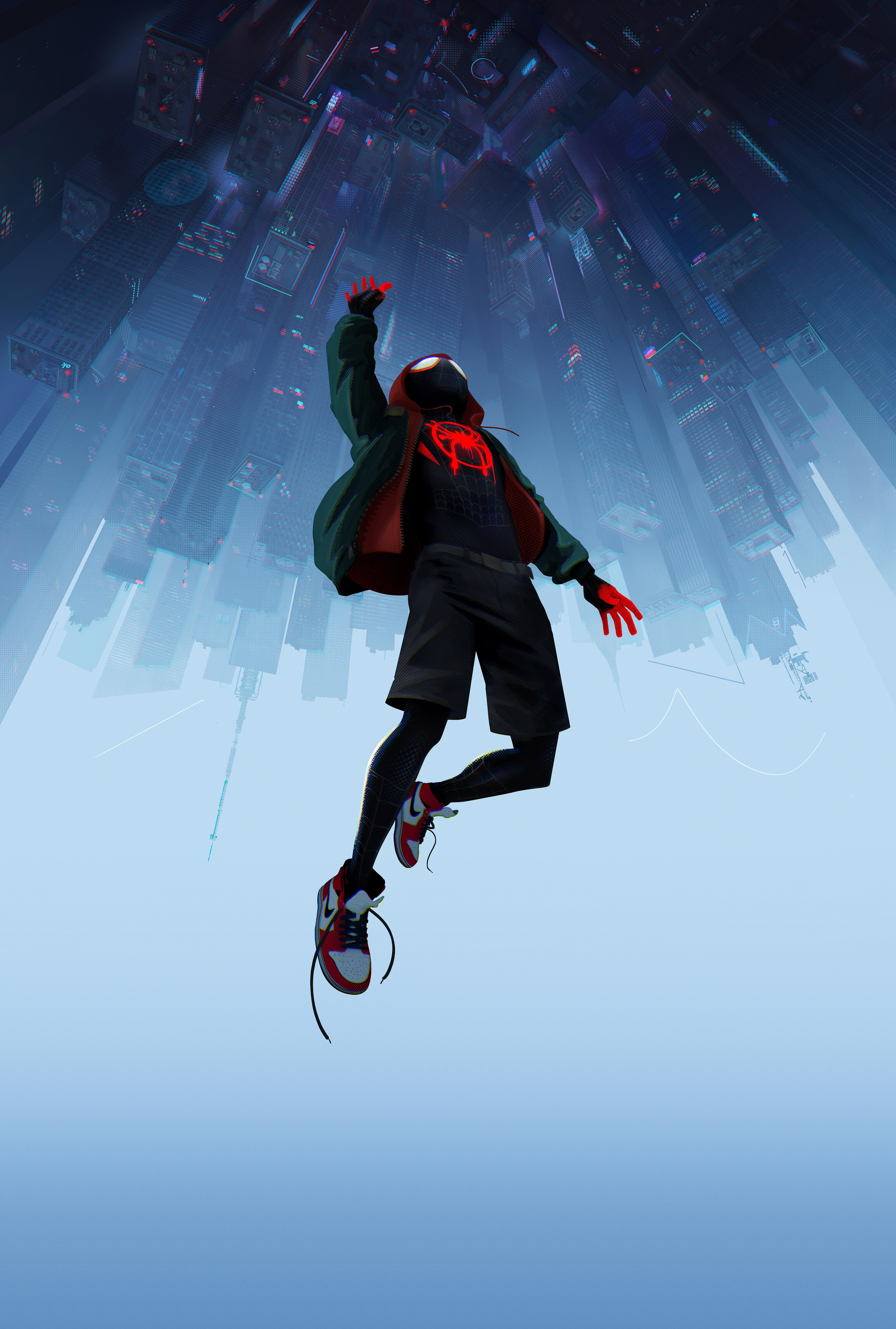 Miles Morales Wallpapers Top Free Miles Morales Backgrounds