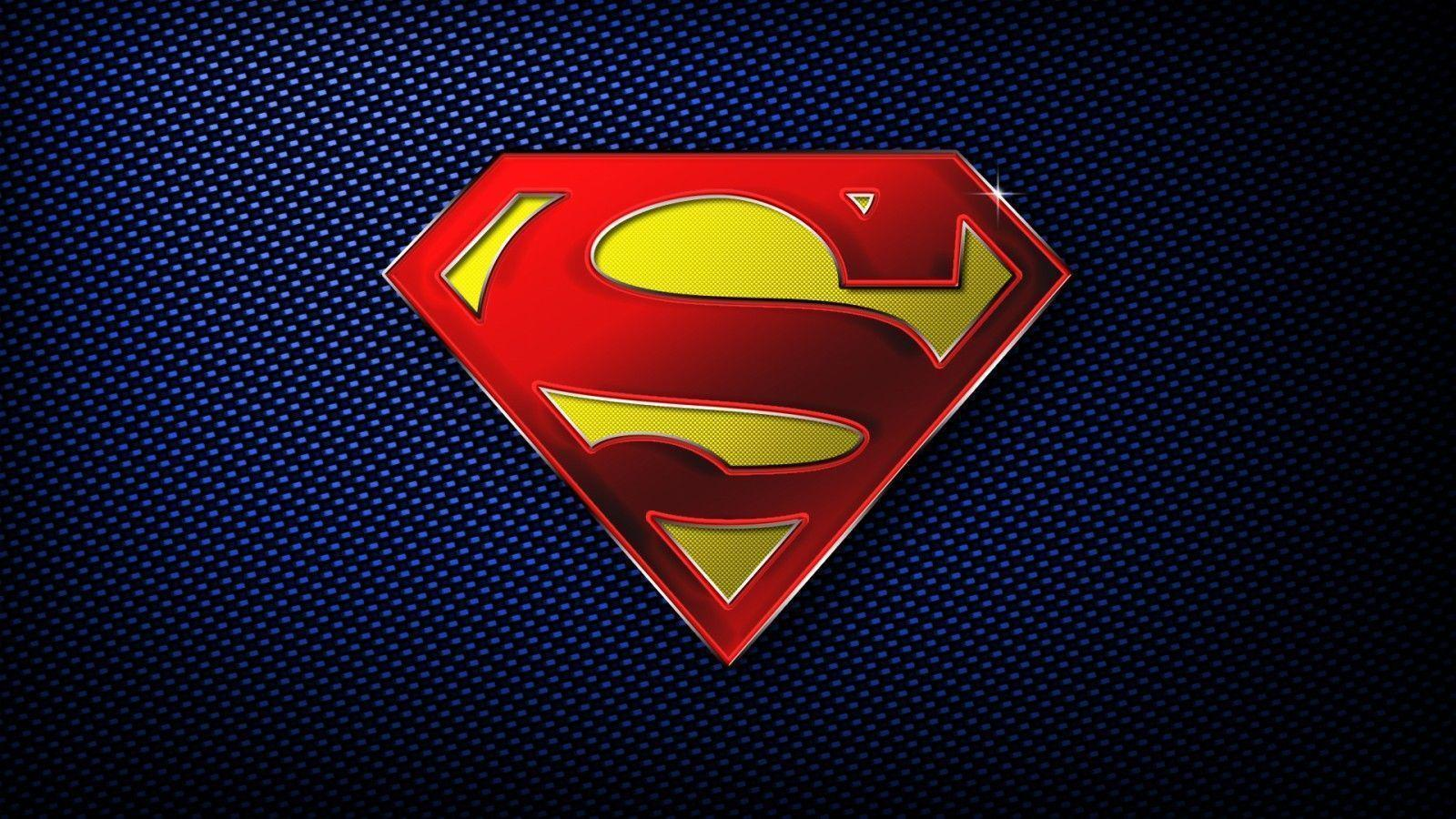 Superman Logo Wallpapers Top Free Superman Logo Backgrounds Wallpaperaccess