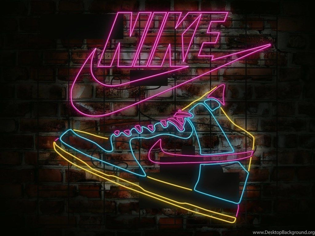 Nike Logo Wallpapers Top Free Nike Logo Backgrounds